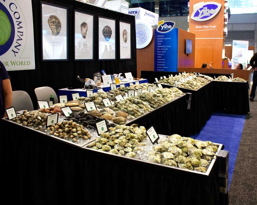 Seafood Expo NA Pangea Shellfish