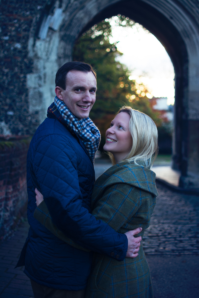 Engagement photography in London and Cayman