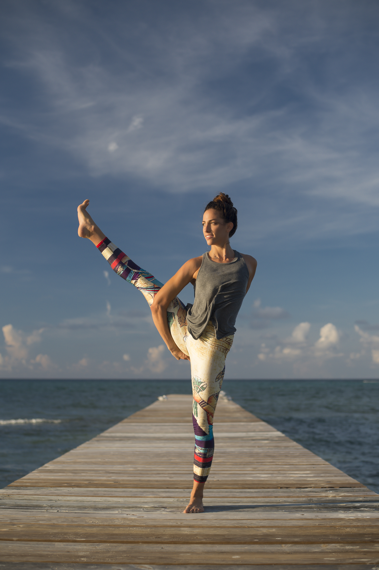 Lifestyle and yoga photography Cayman
