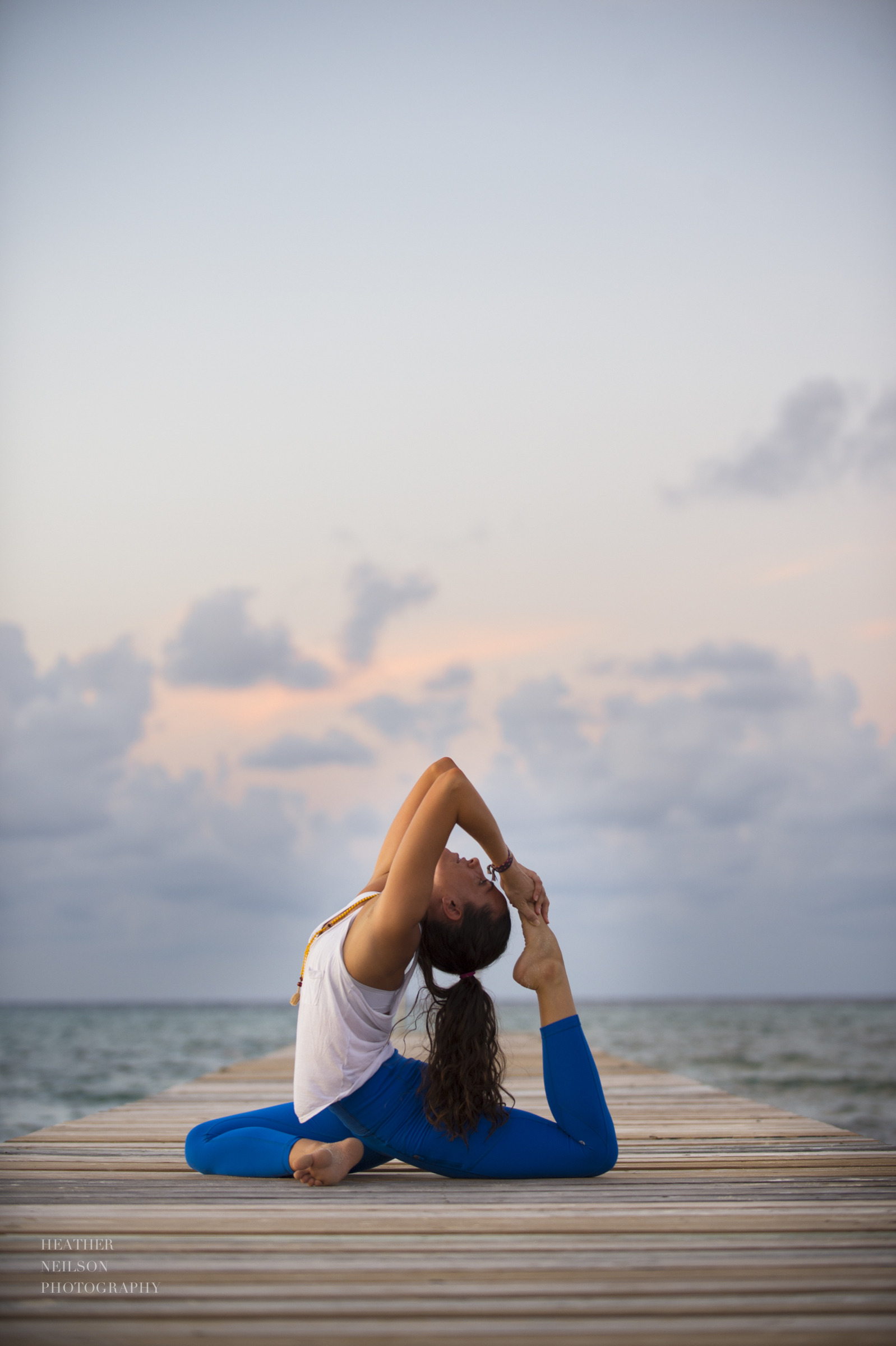 Awesome yoga and lifestyle photography: Heather Neilson Photography