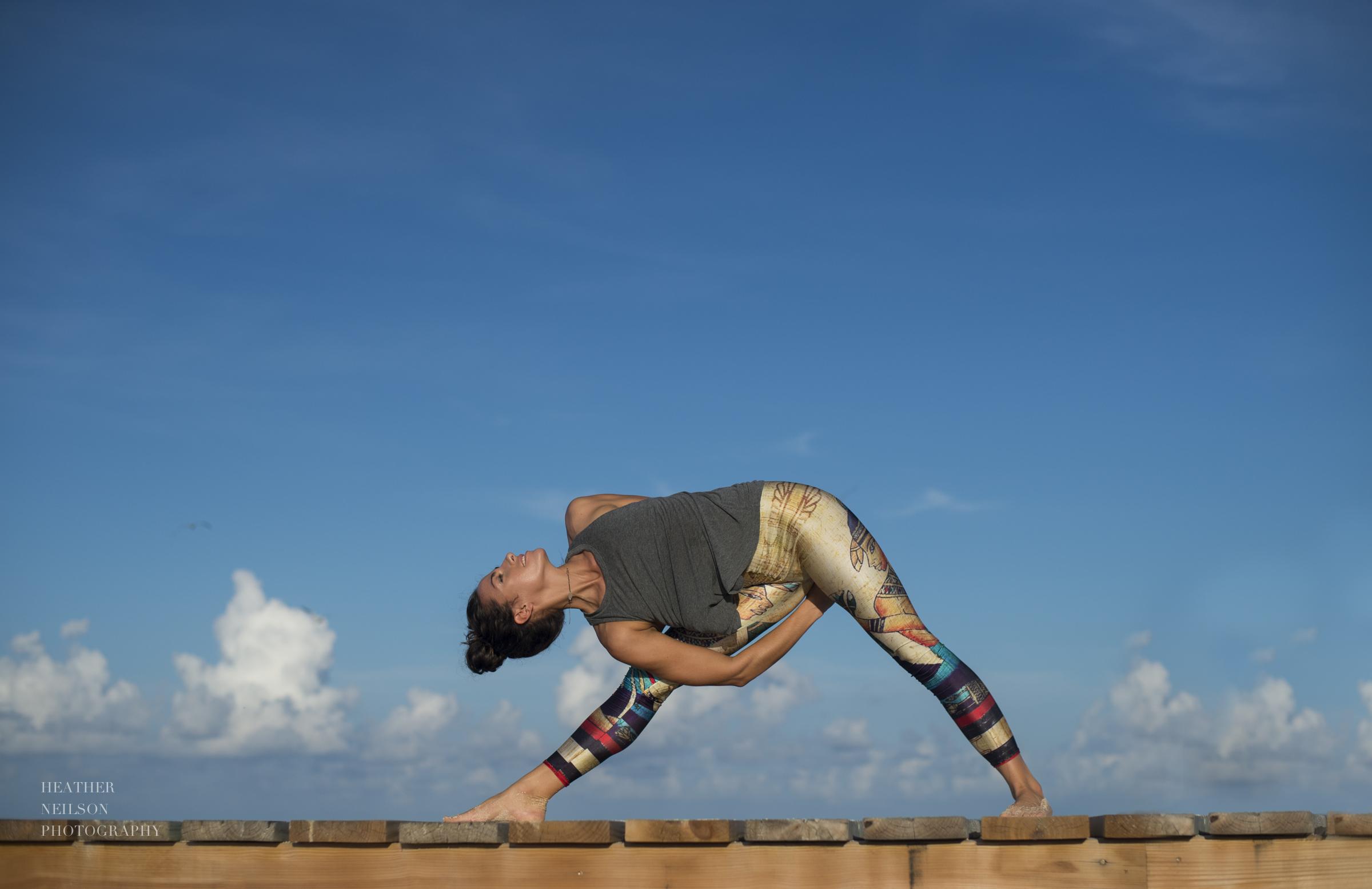 Inspirational yoga photos