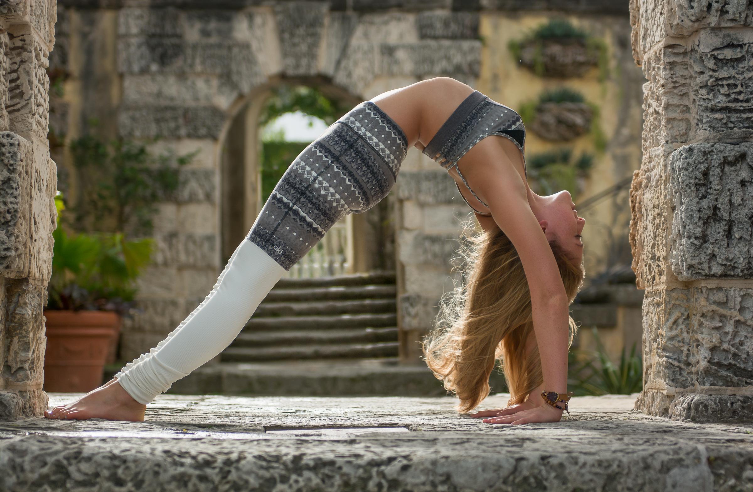 Yoga and portrait photographer Cayman