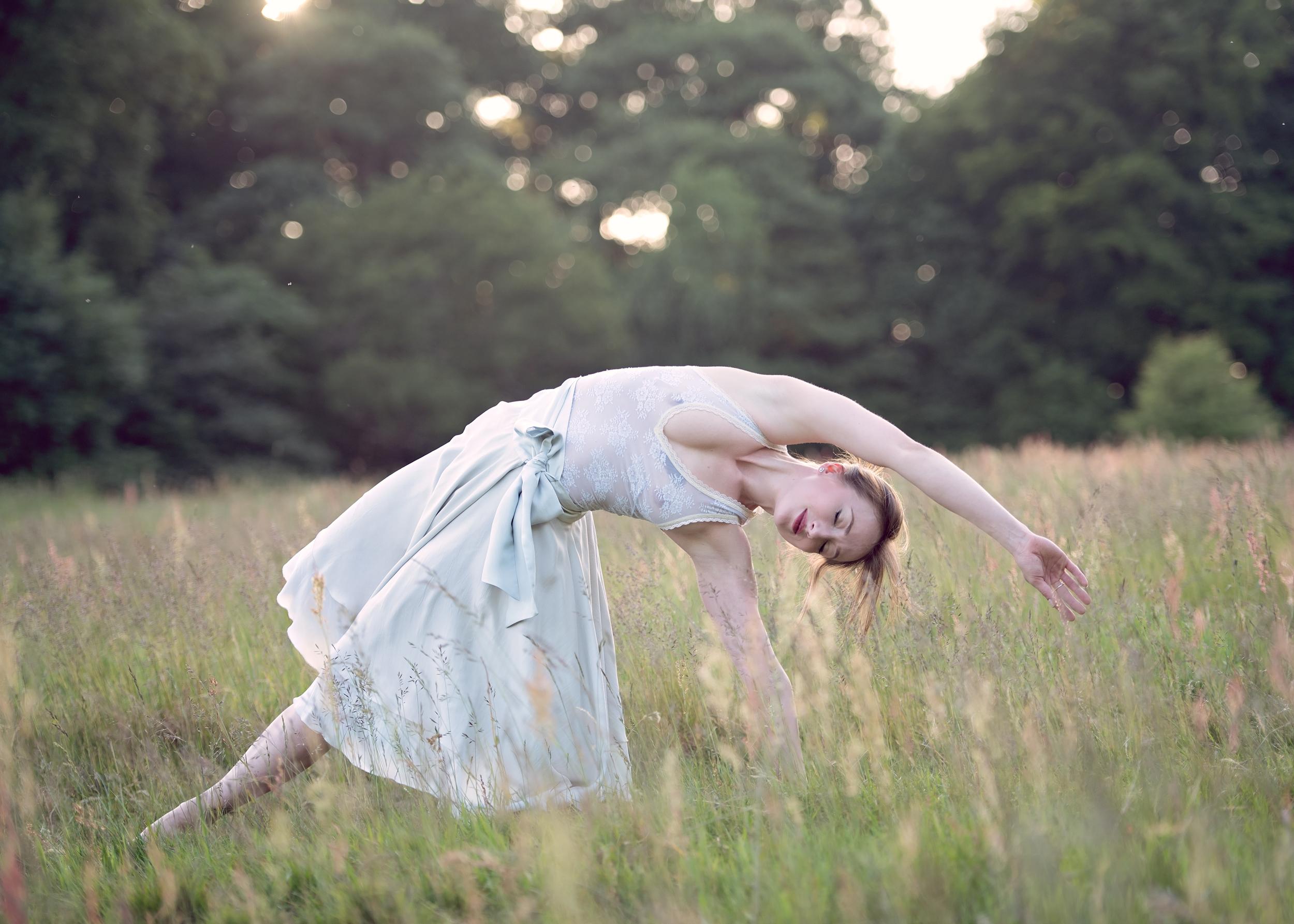 London and California yoga photographer