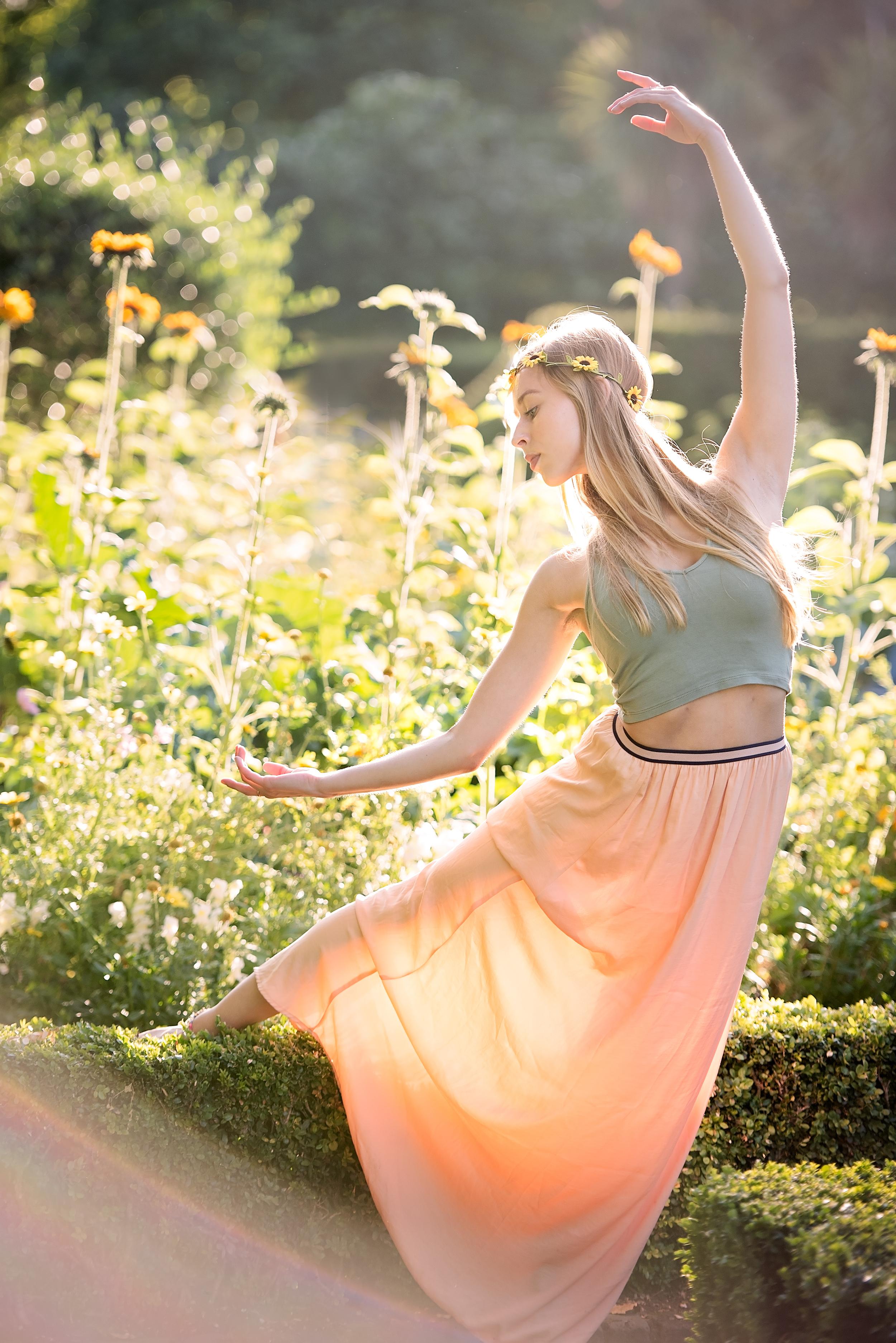 Ballet photography London   Holland Park