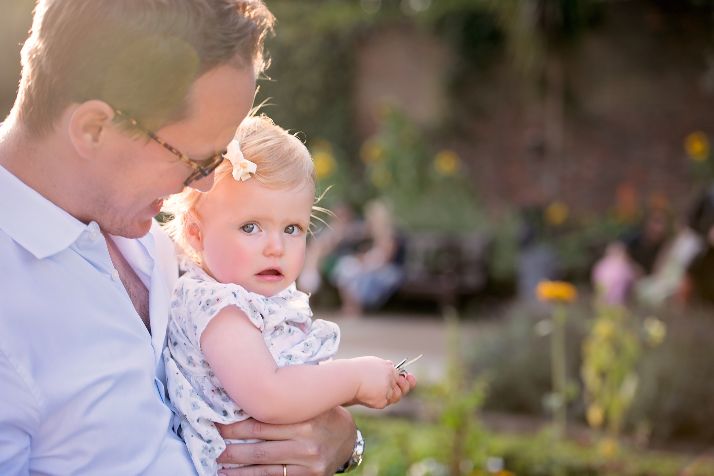 Holland Park child and family photographer