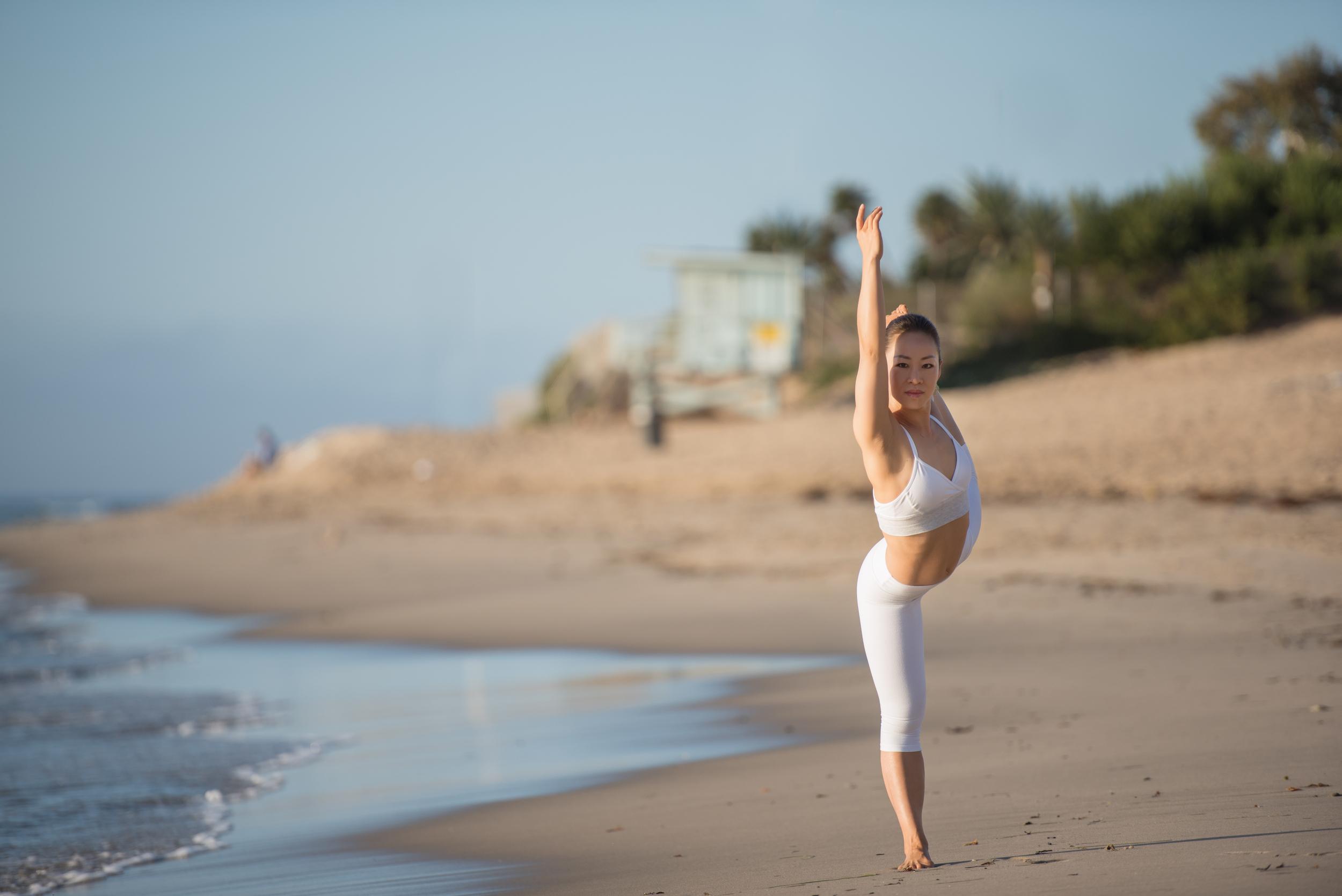 London yoga photographer | Malibu, California