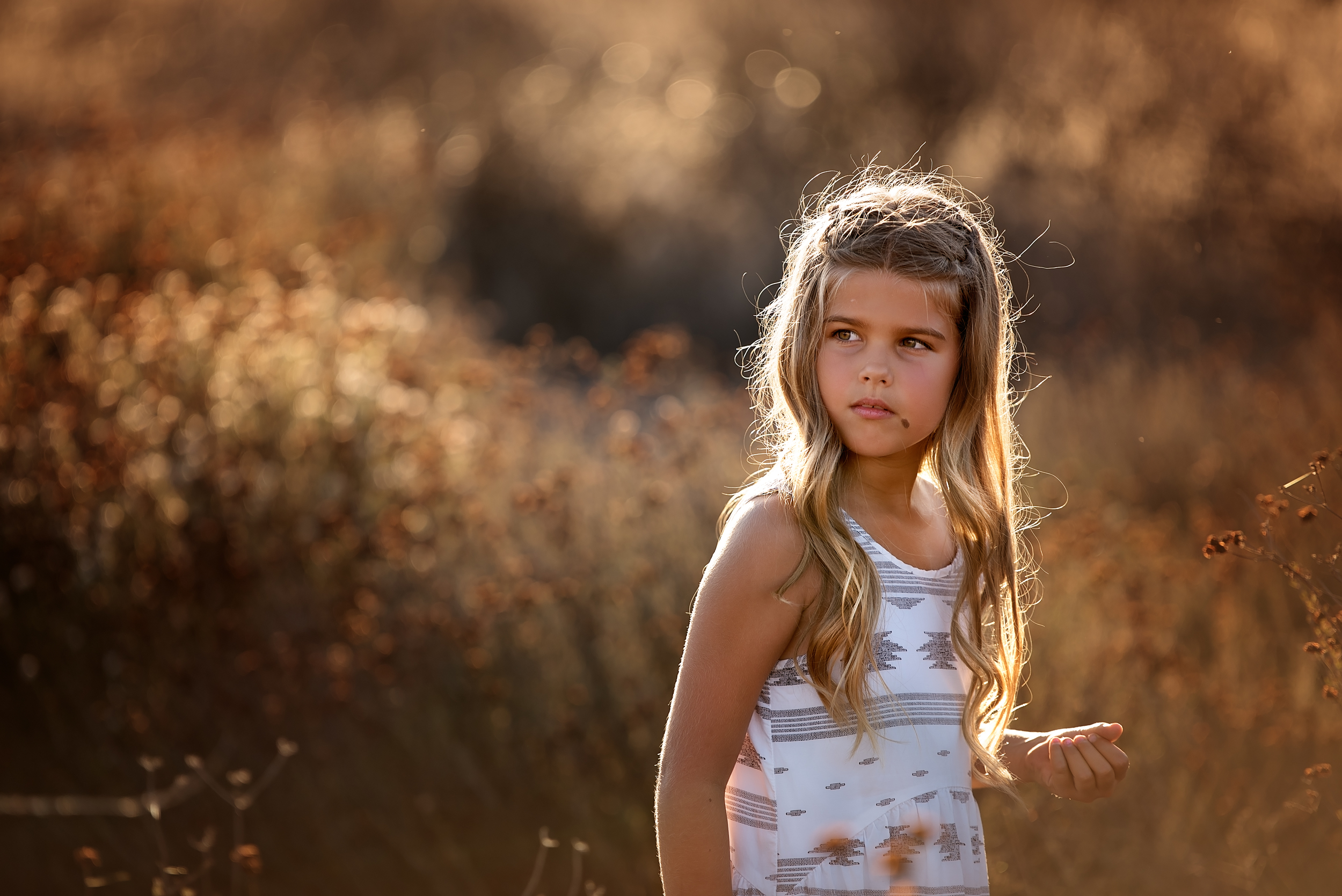 Best London child photographer | golden light
