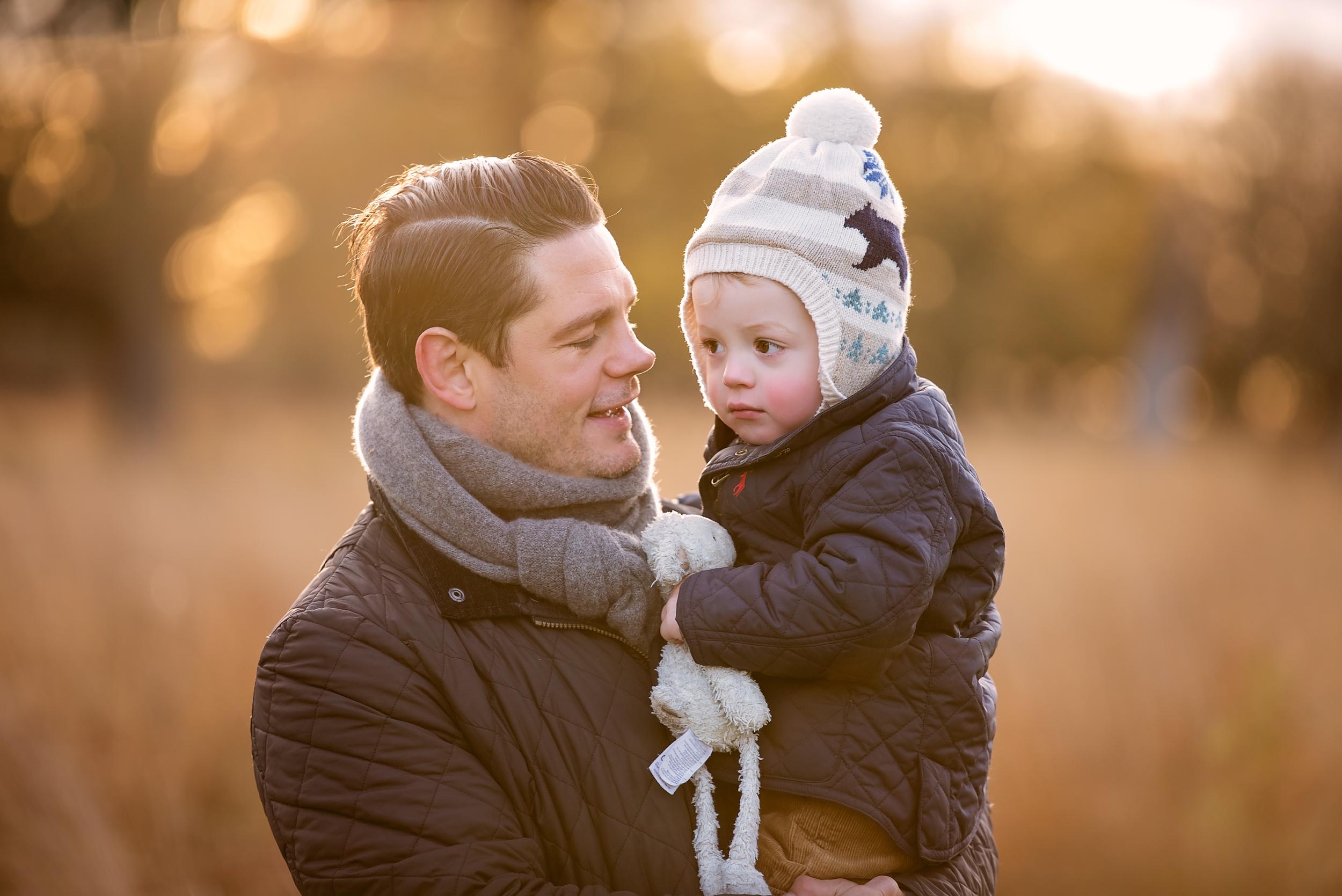 London family photographer   Richmond Park sessions
