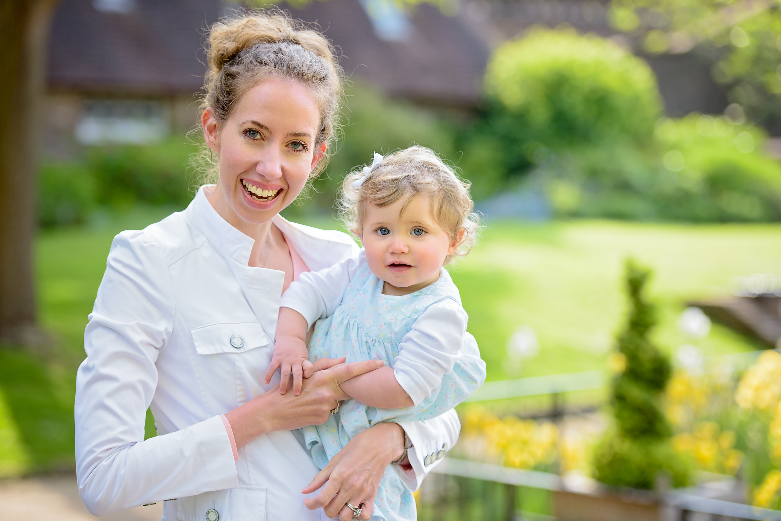 Kensington family portrait photographer