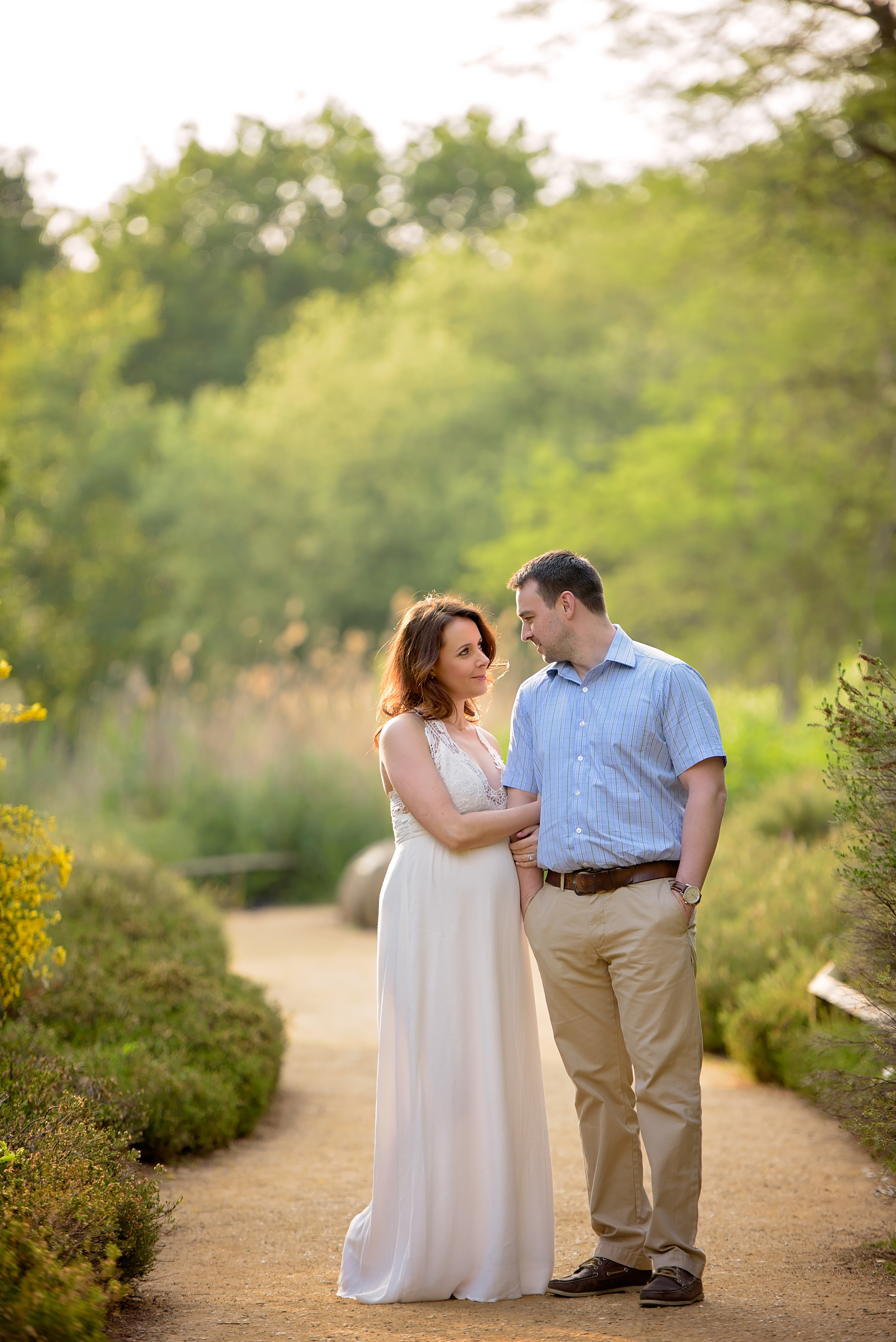 London outdoor maternity photography