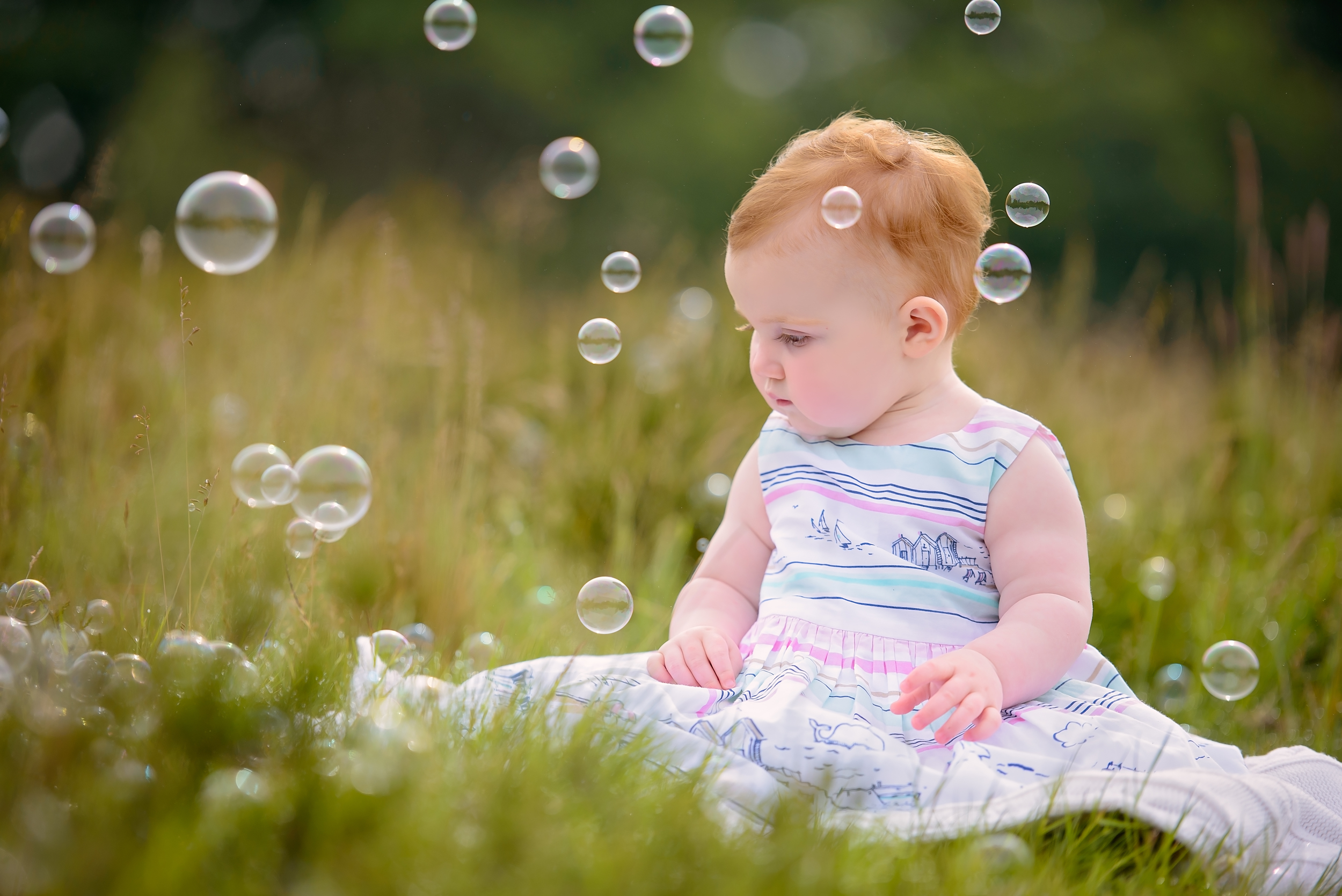 Toddler portrait photography in South West London