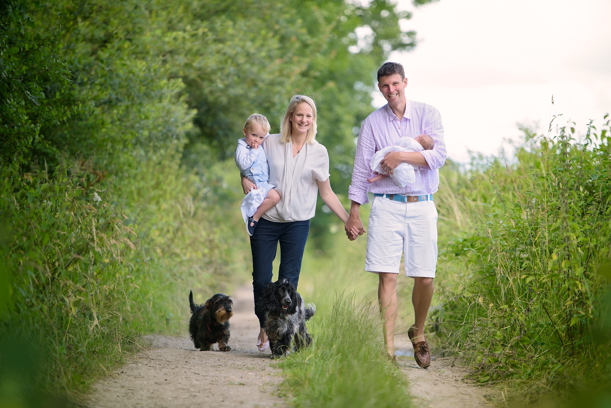 Best family portrait photography London