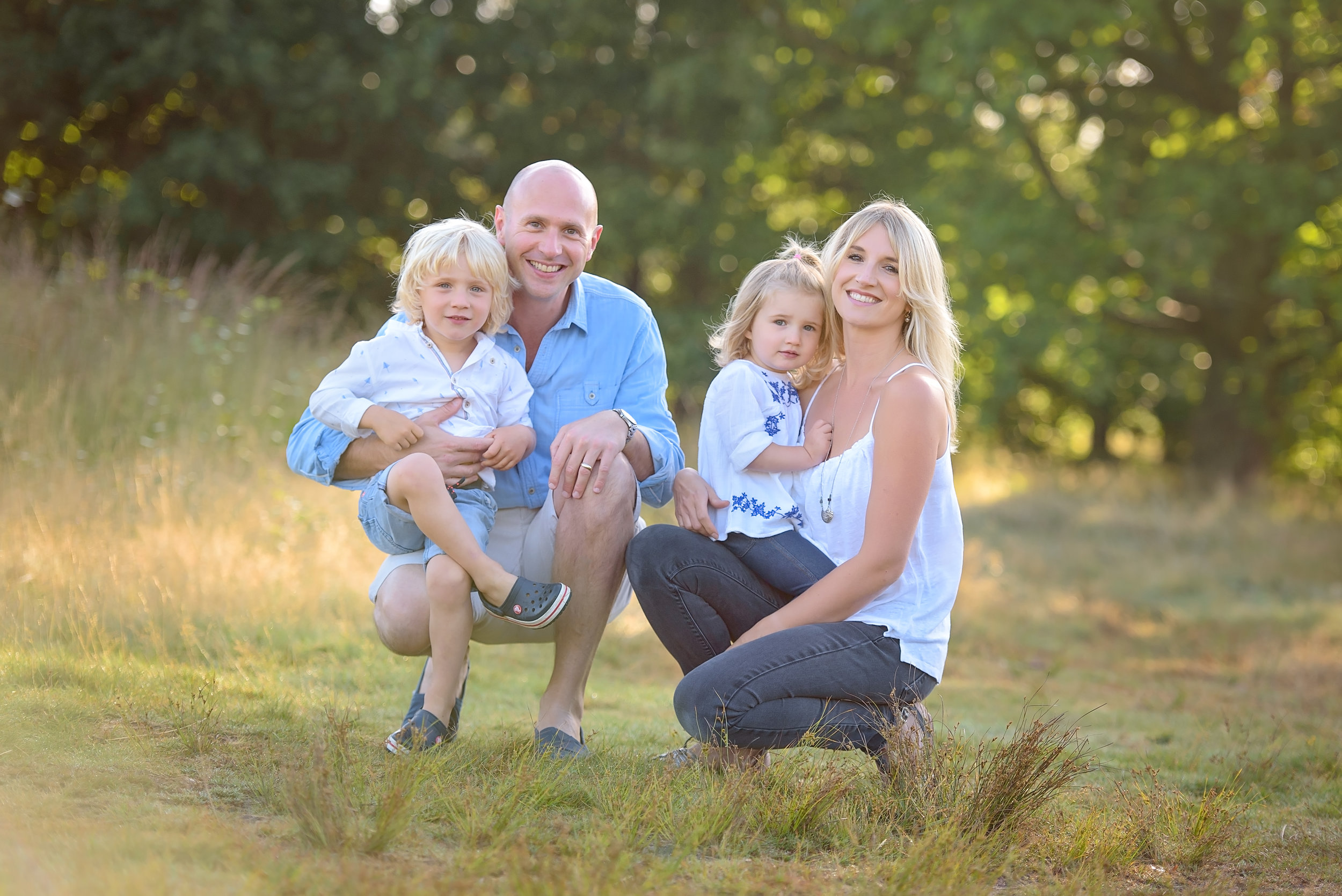 Raynes Park family photographer