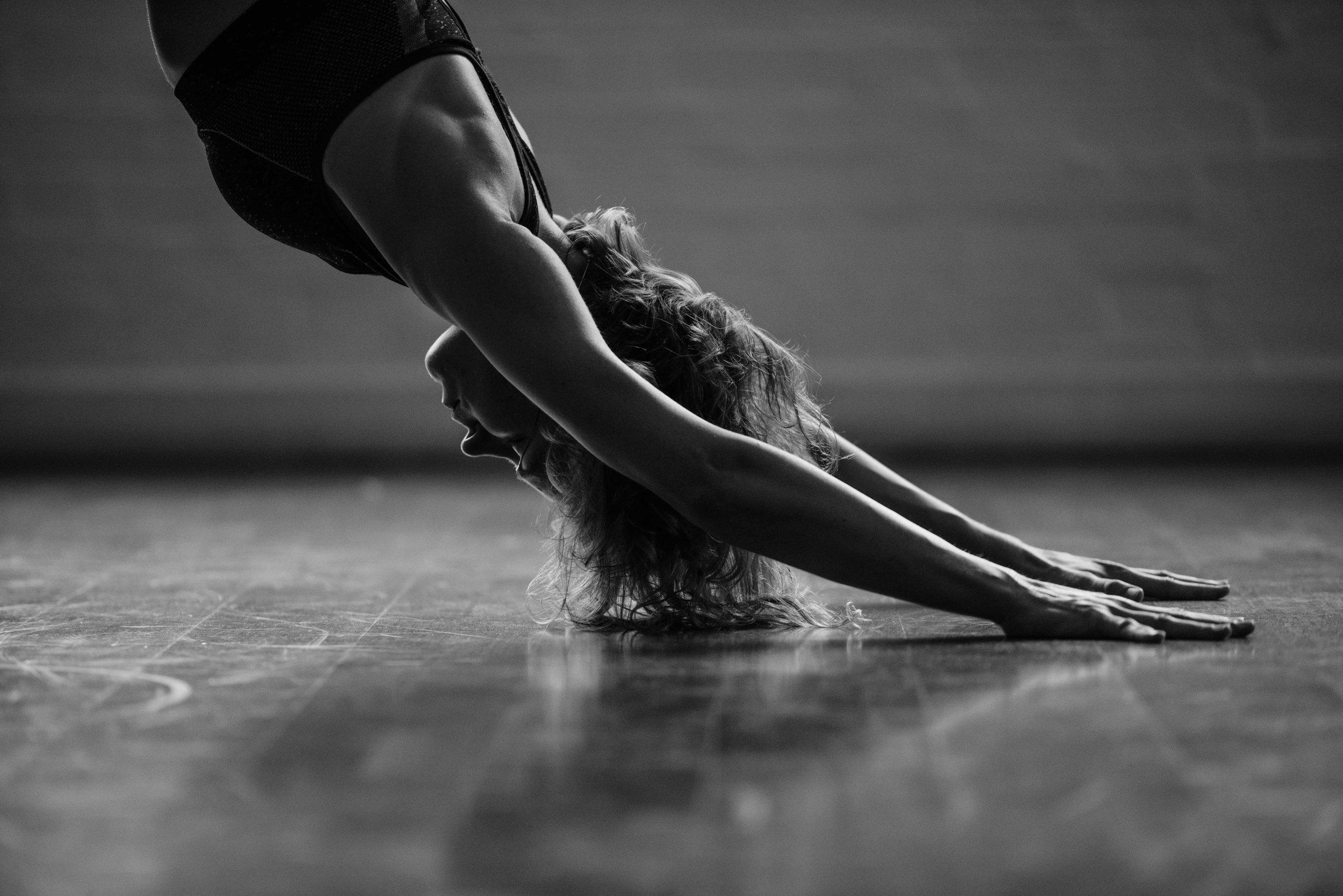 Yoga photographer for Lululemon