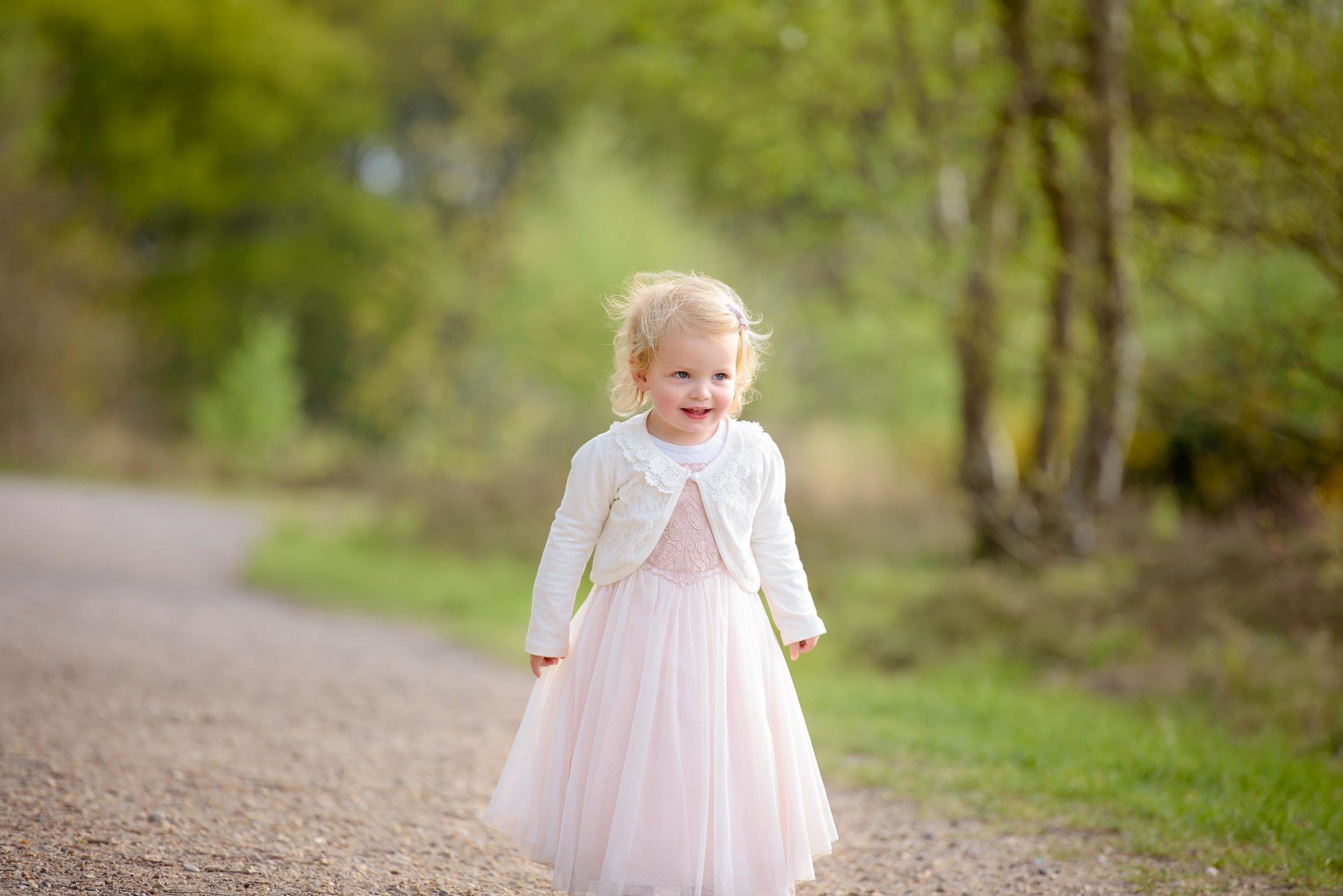 Professional child photographers London