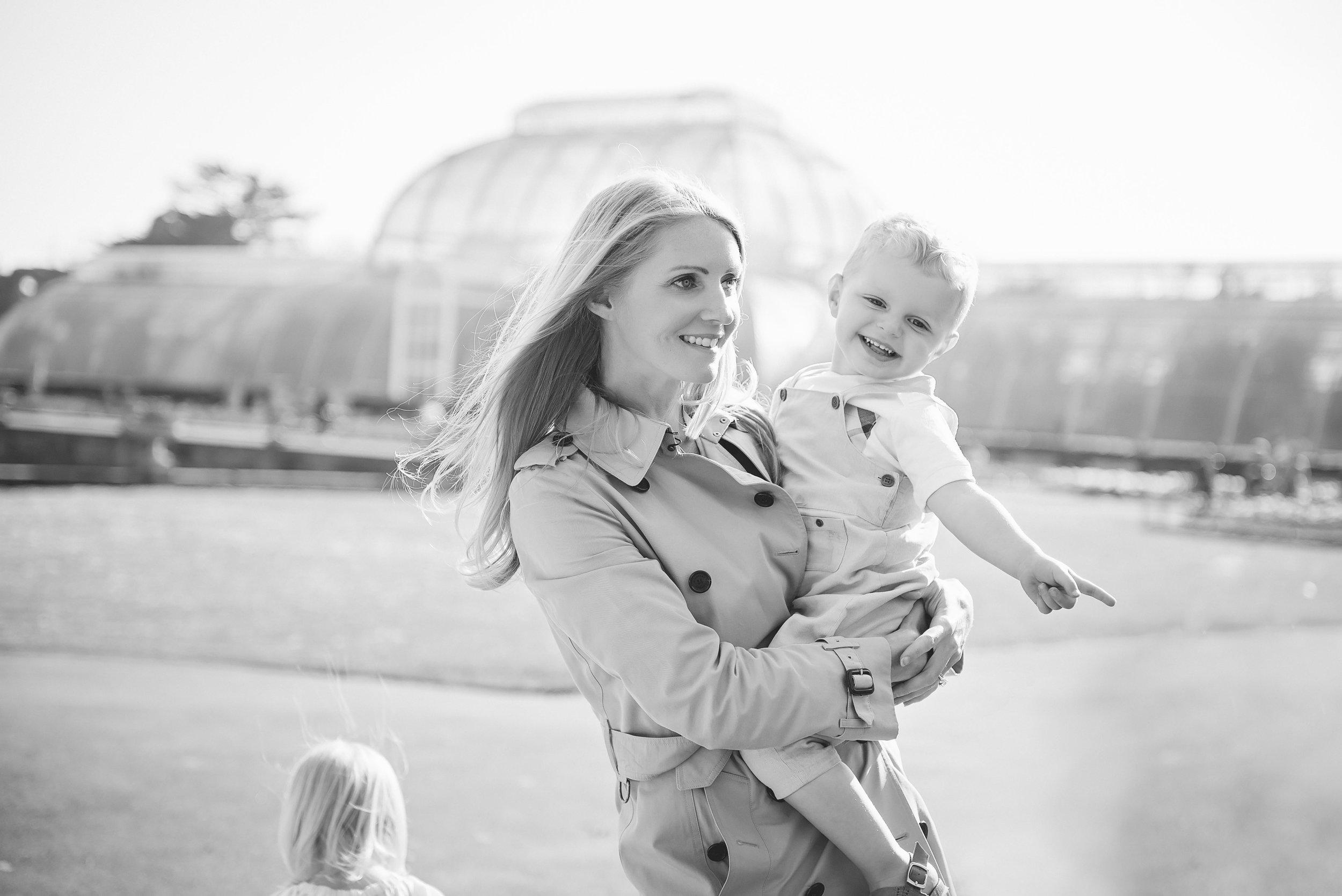 Kew family photographer