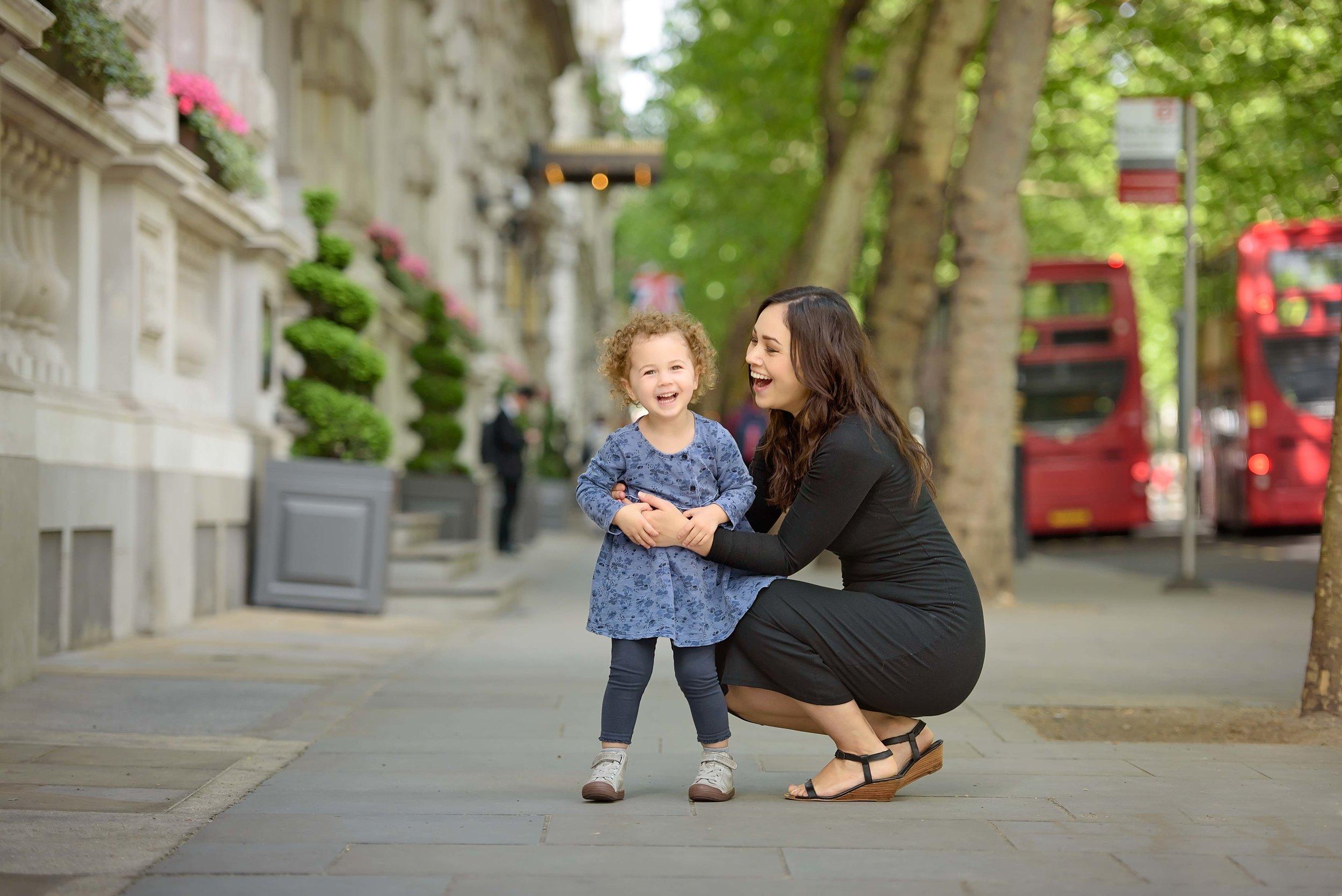 london urban family photography