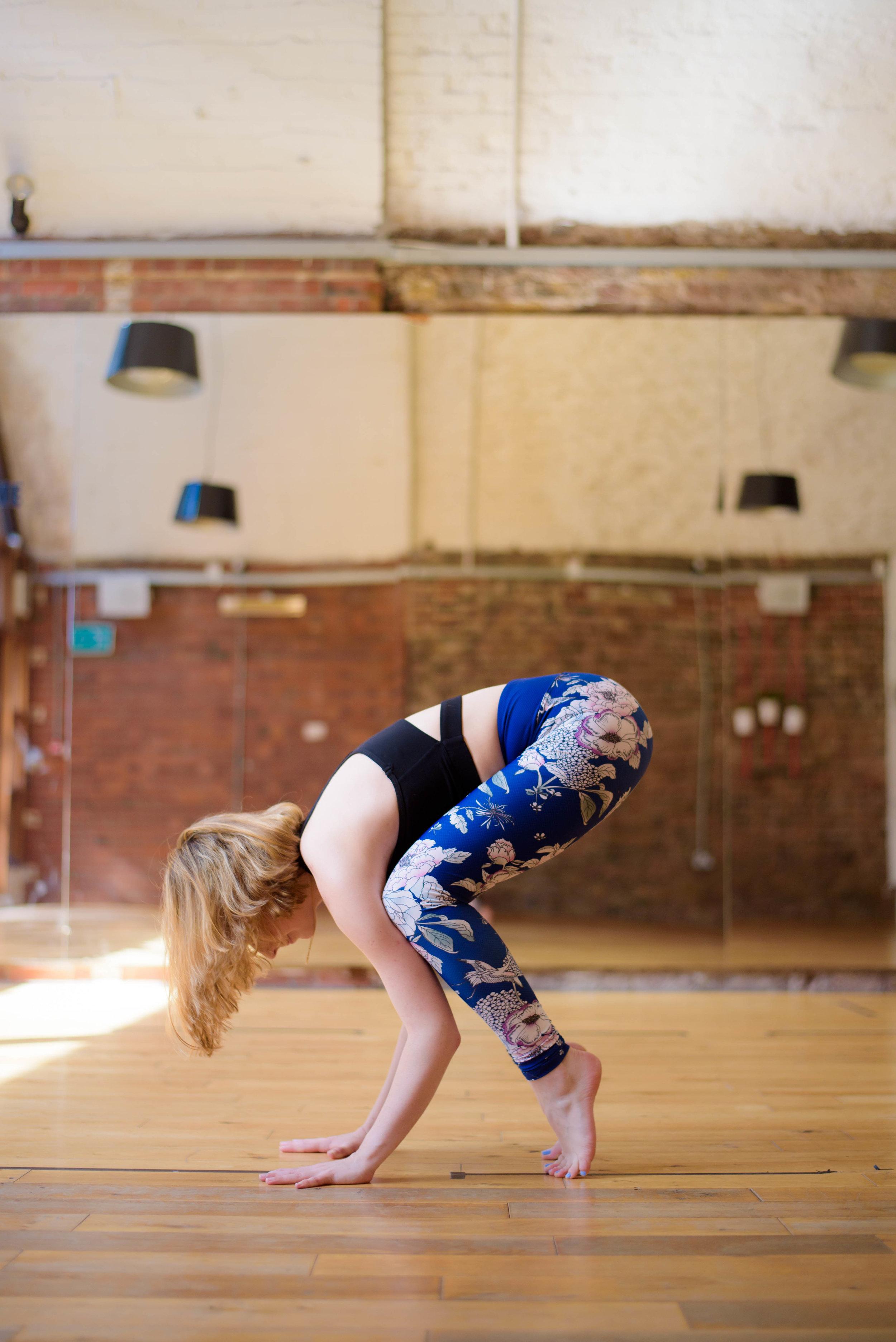 Inspiring yoga photos