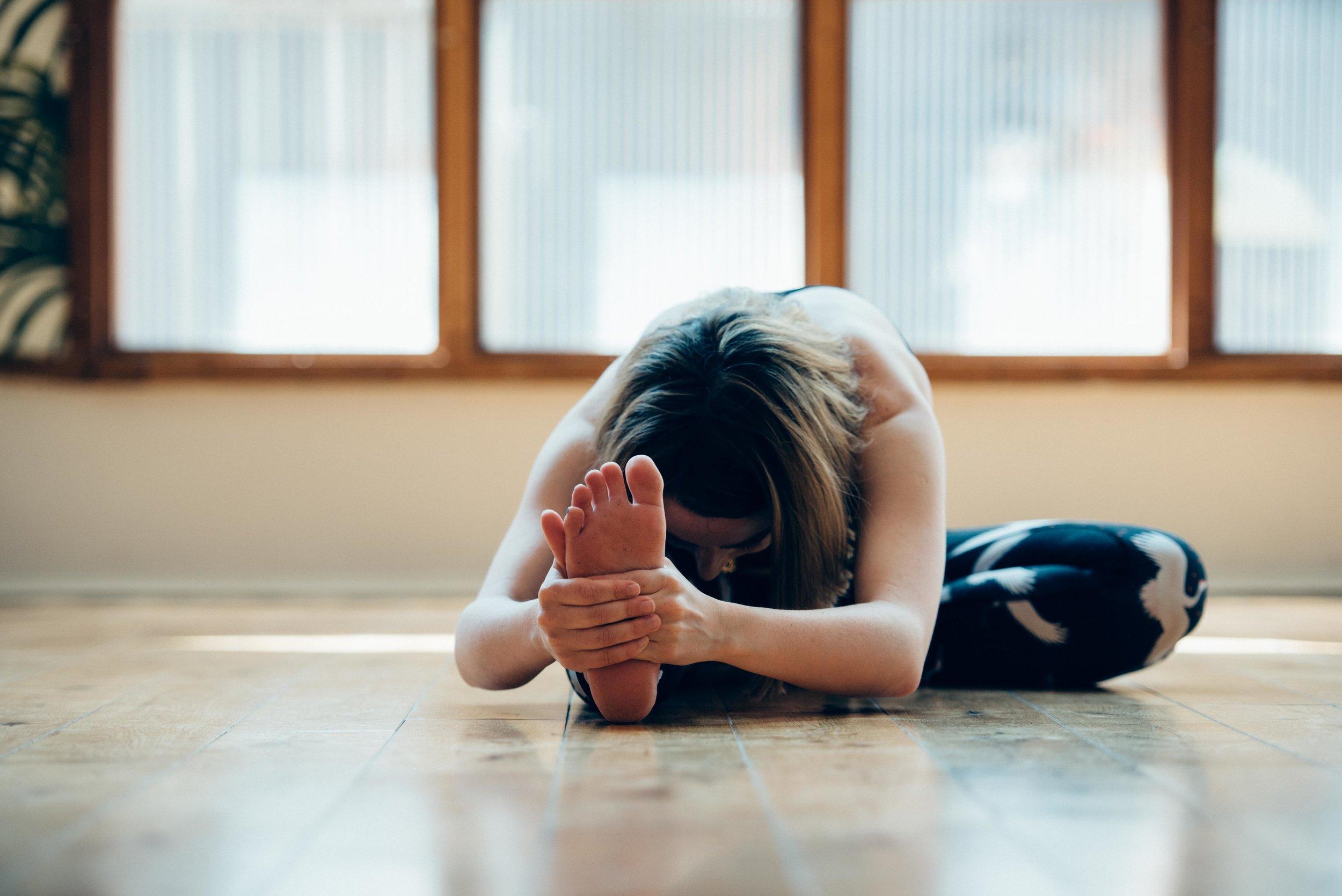 professional yoga photography
