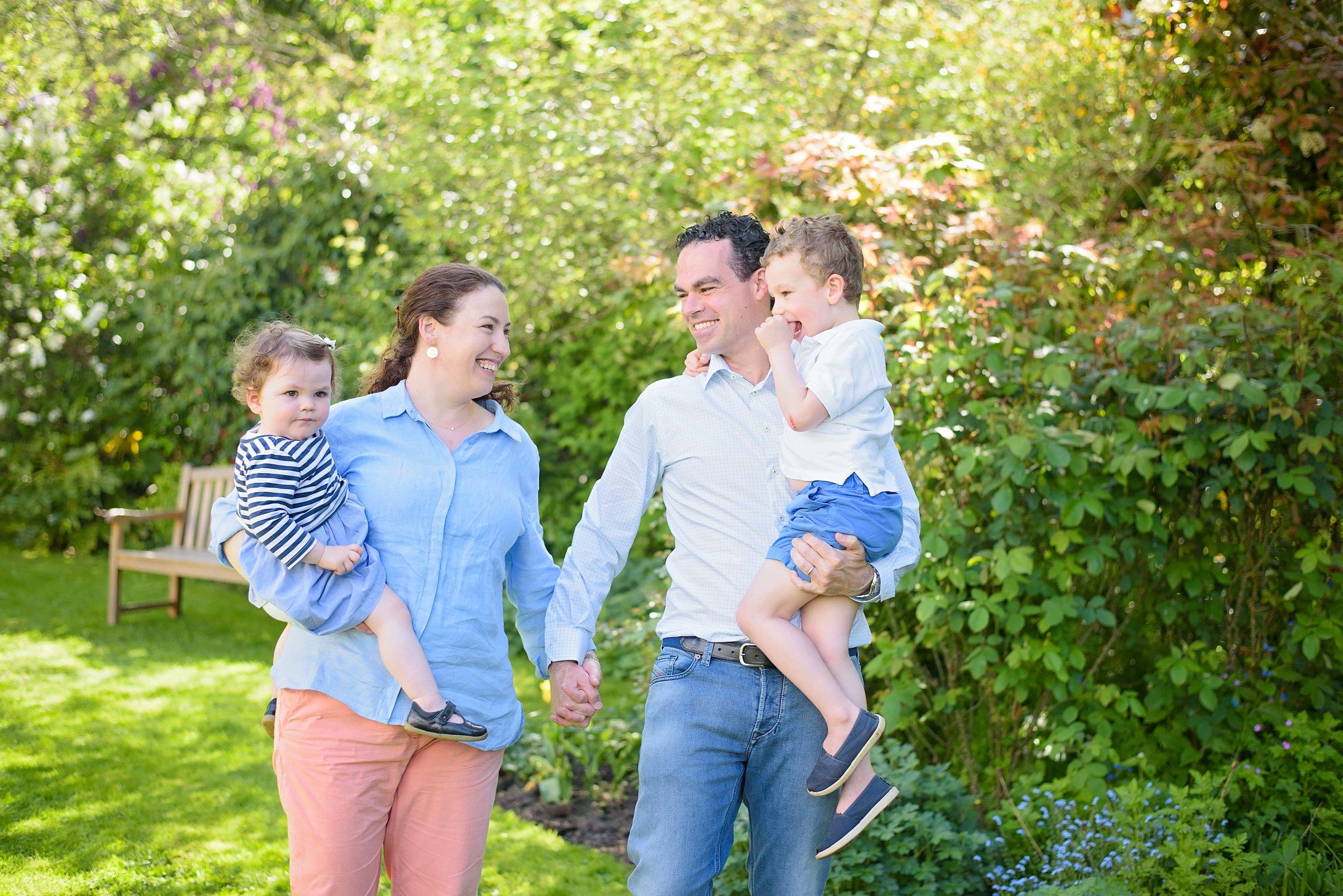 professional family photos london