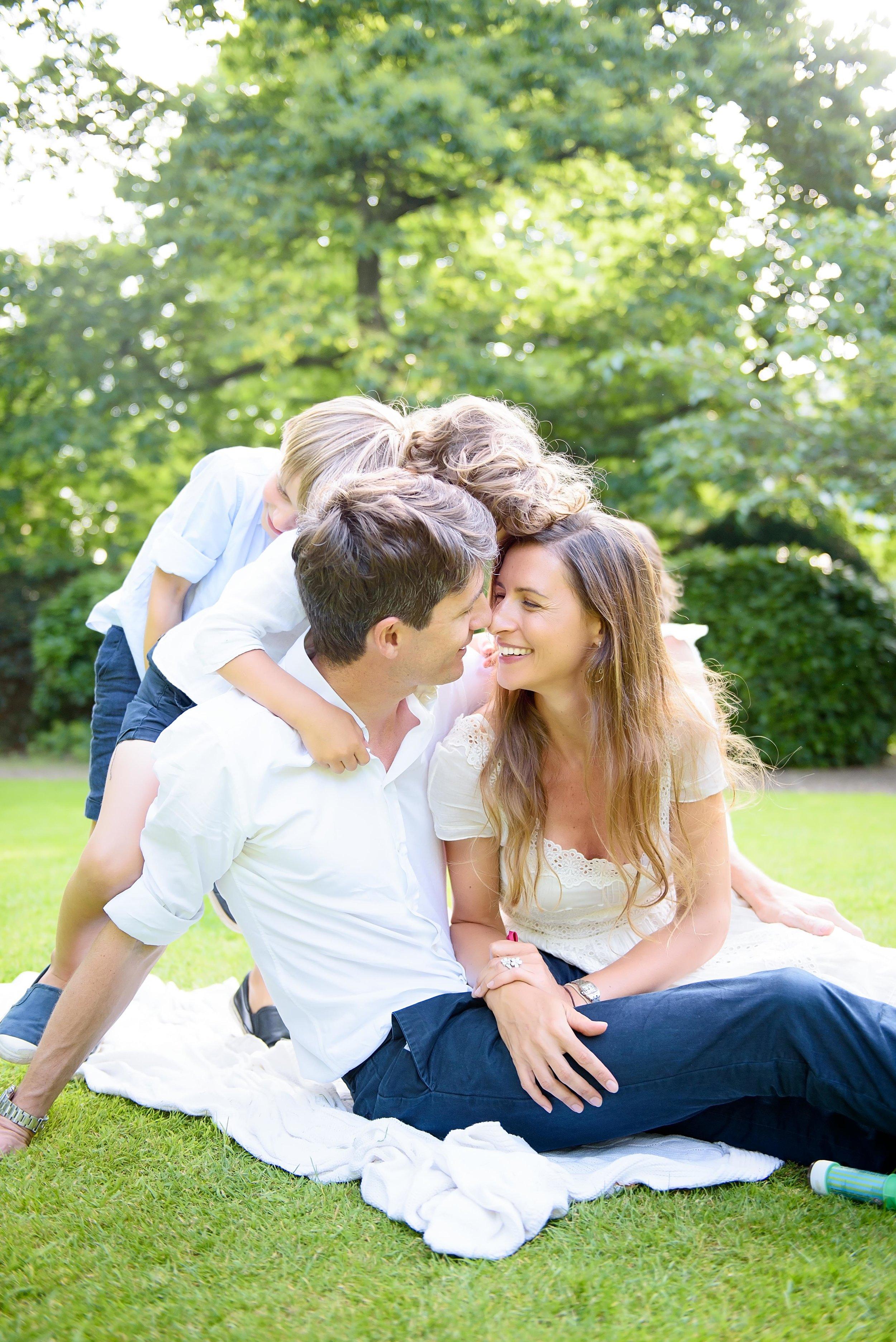 Family photoshoot Chelsea SW3