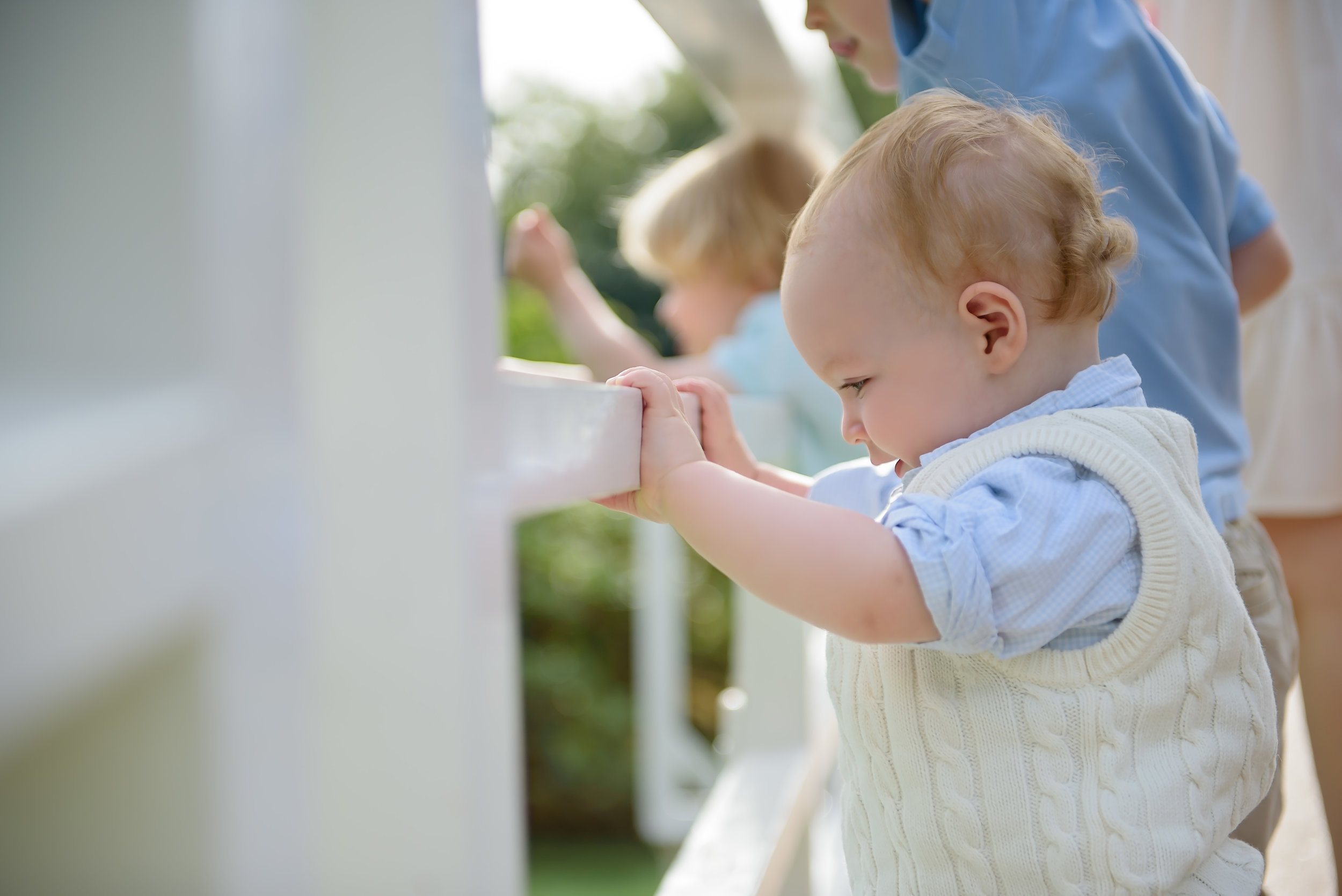 Family photographer at the Hurlingham club, West London