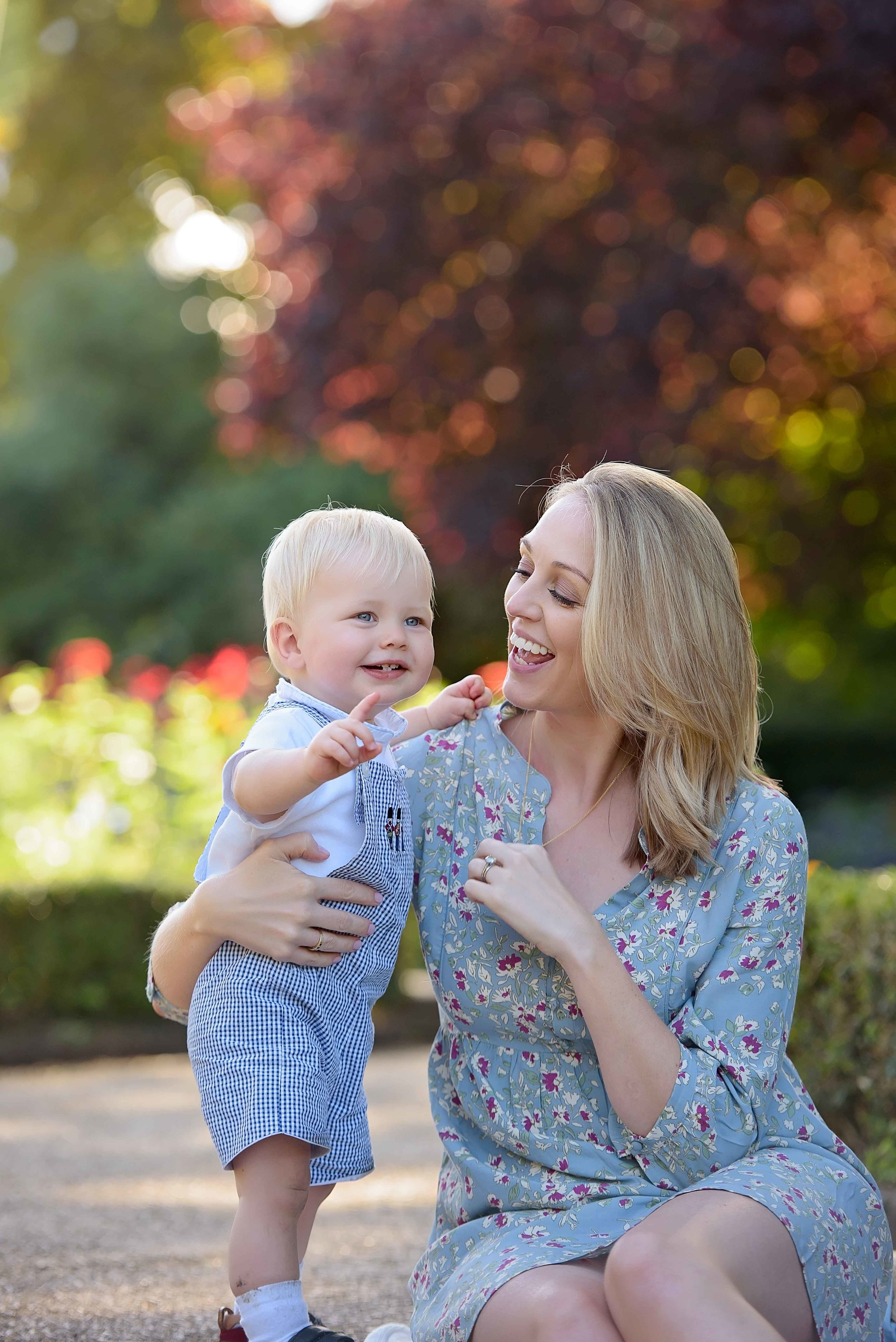 Beautiful family photography in London