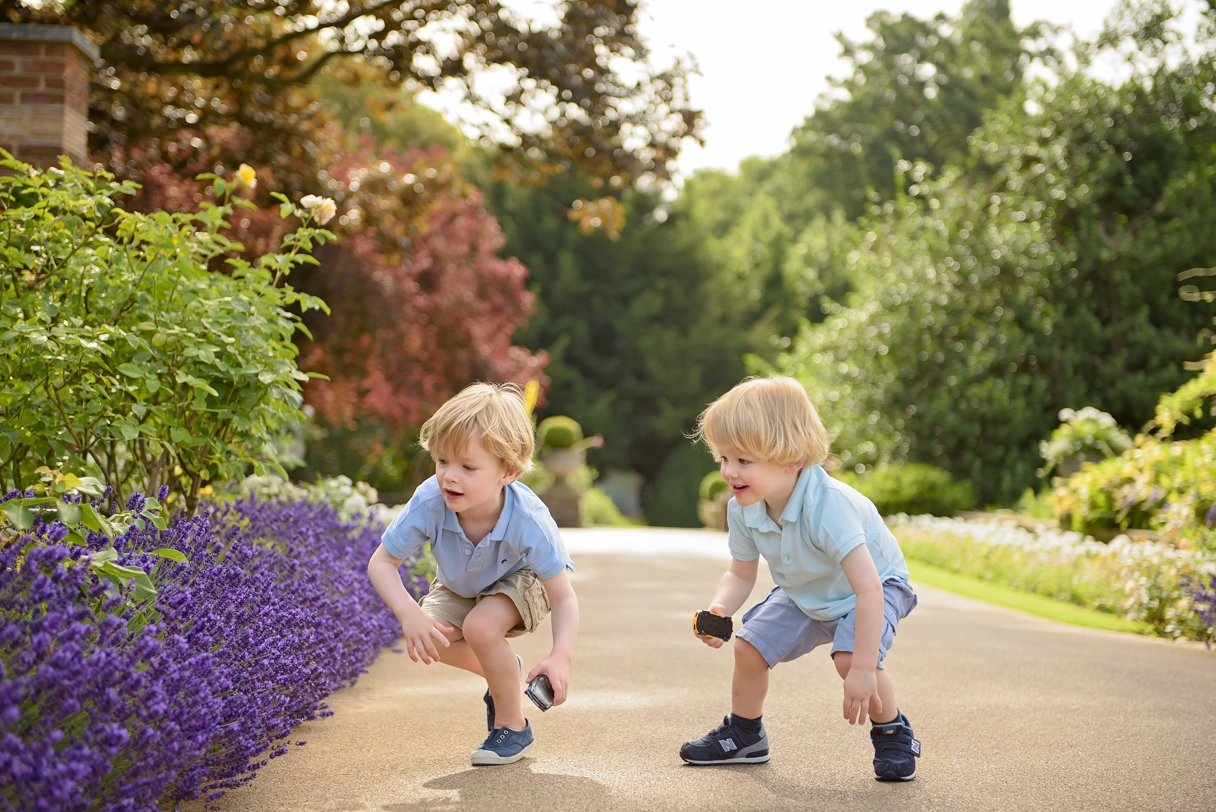 Family photographer at the Hurlingham Club