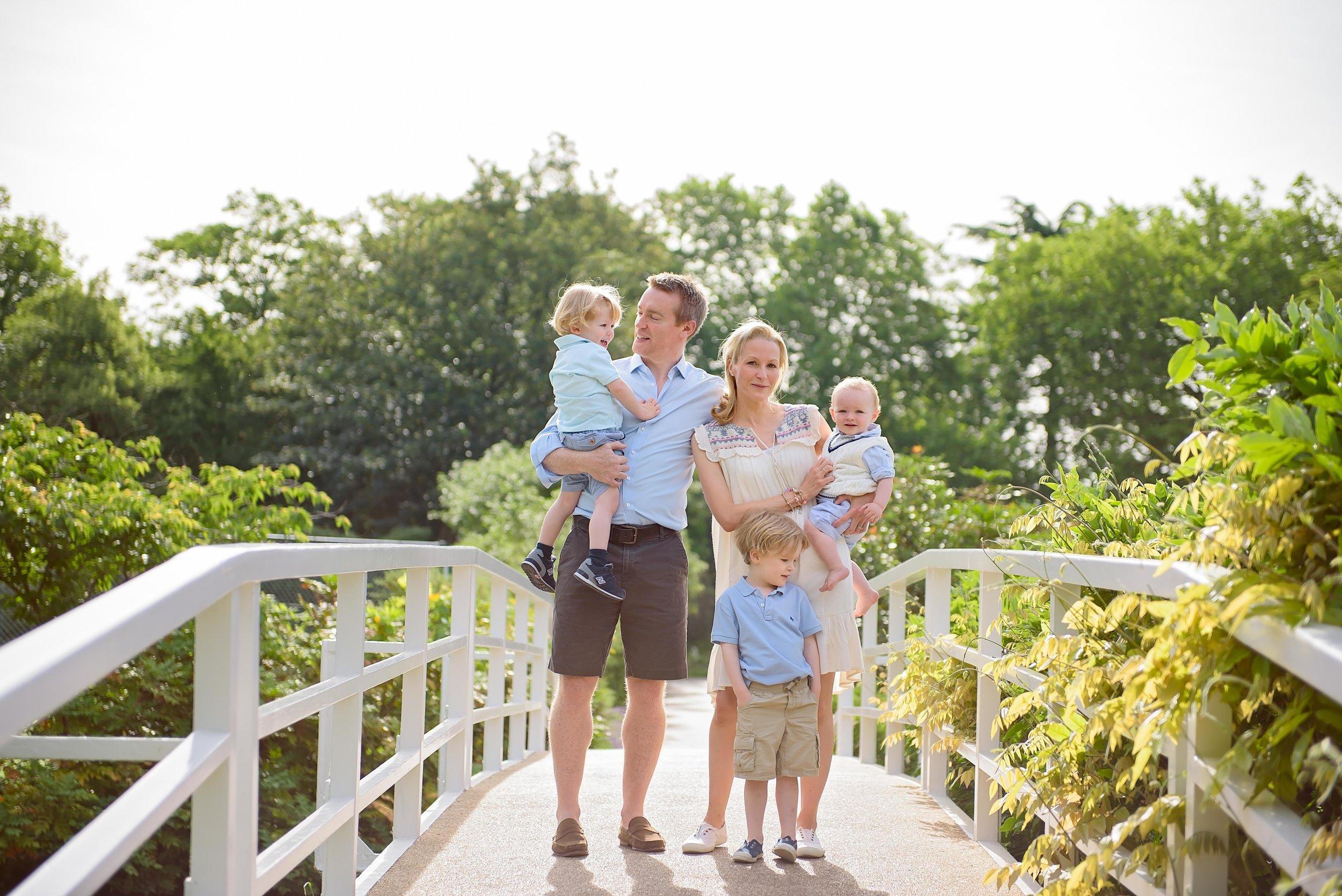 Hurlingham Club family photography