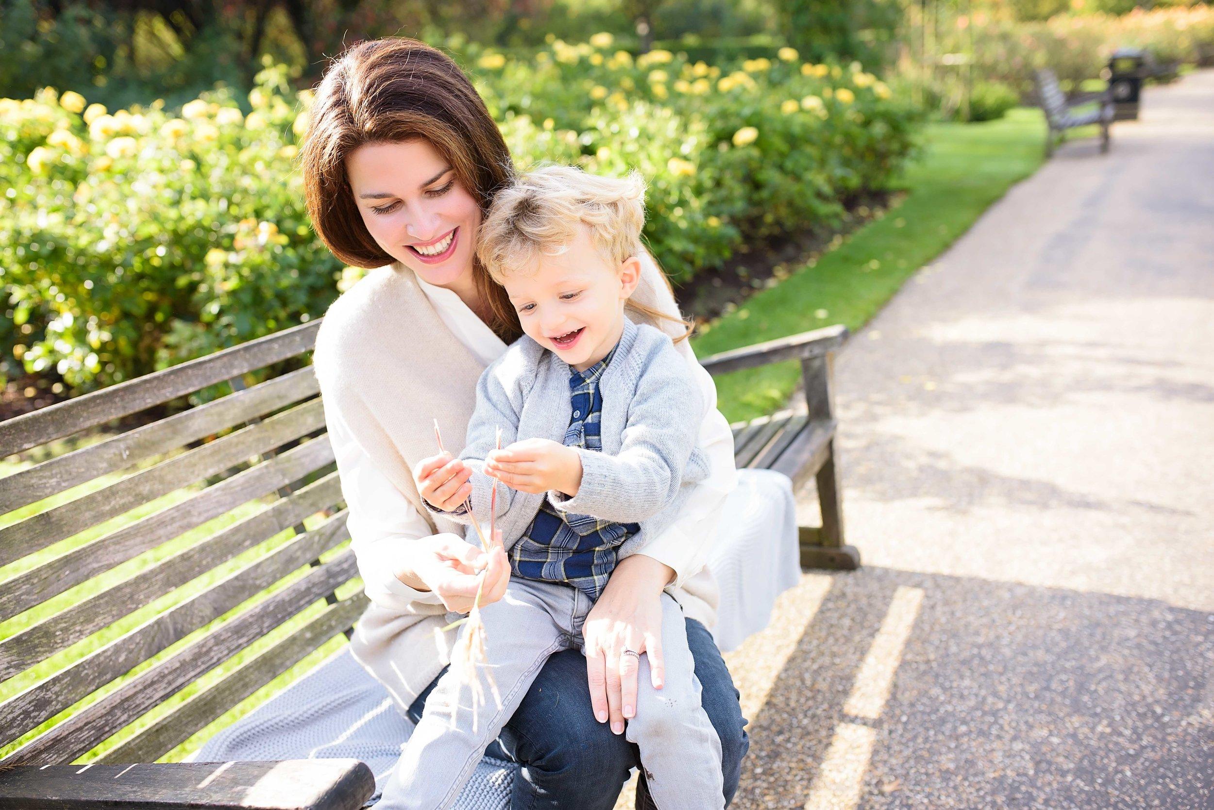 Regent's Park family photography