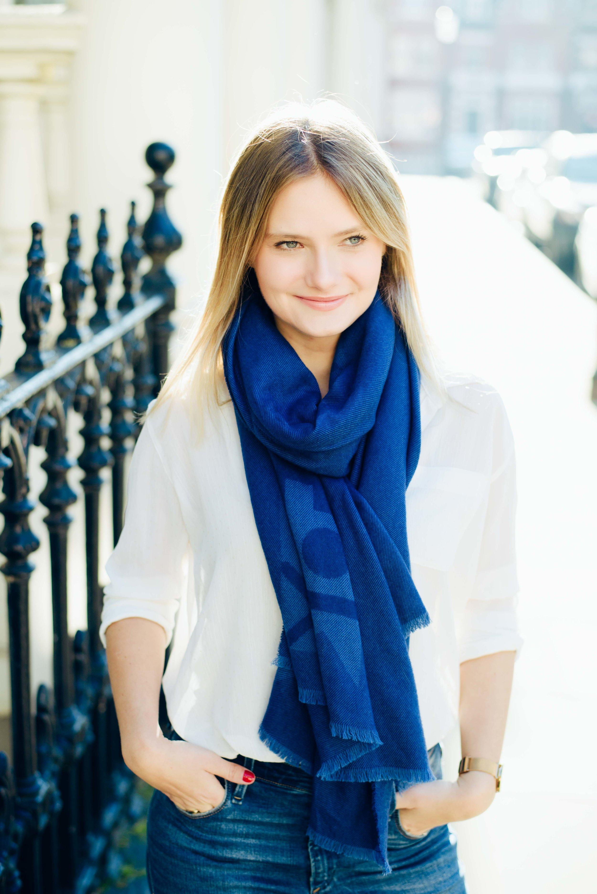 Portraits for businesswoman London