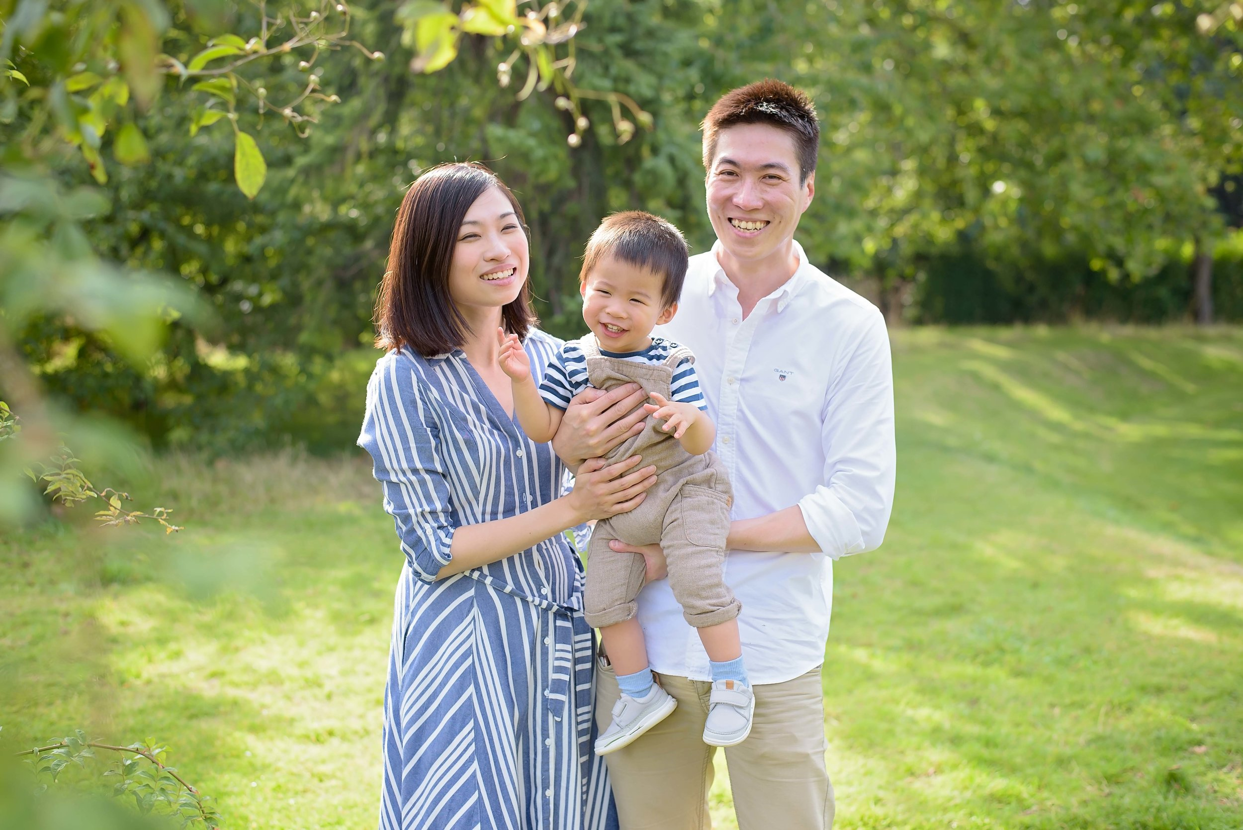 Best professional family photographer London