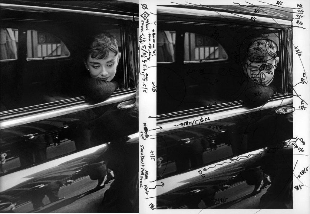 Audrey Hepburn ©Dennis Stock