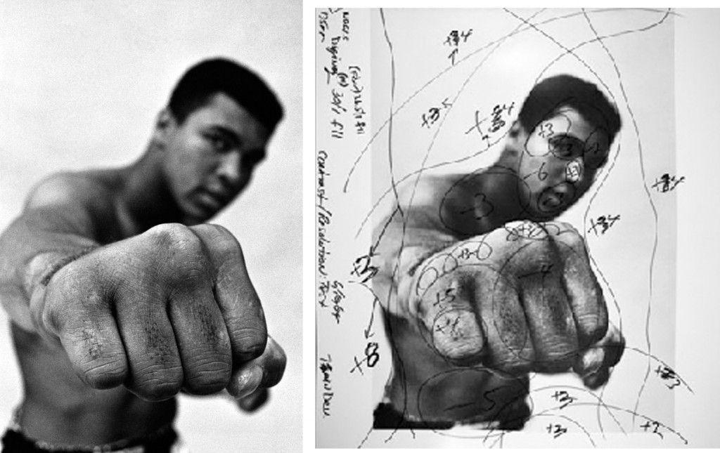 Mohammed Ali © Dennis Stock