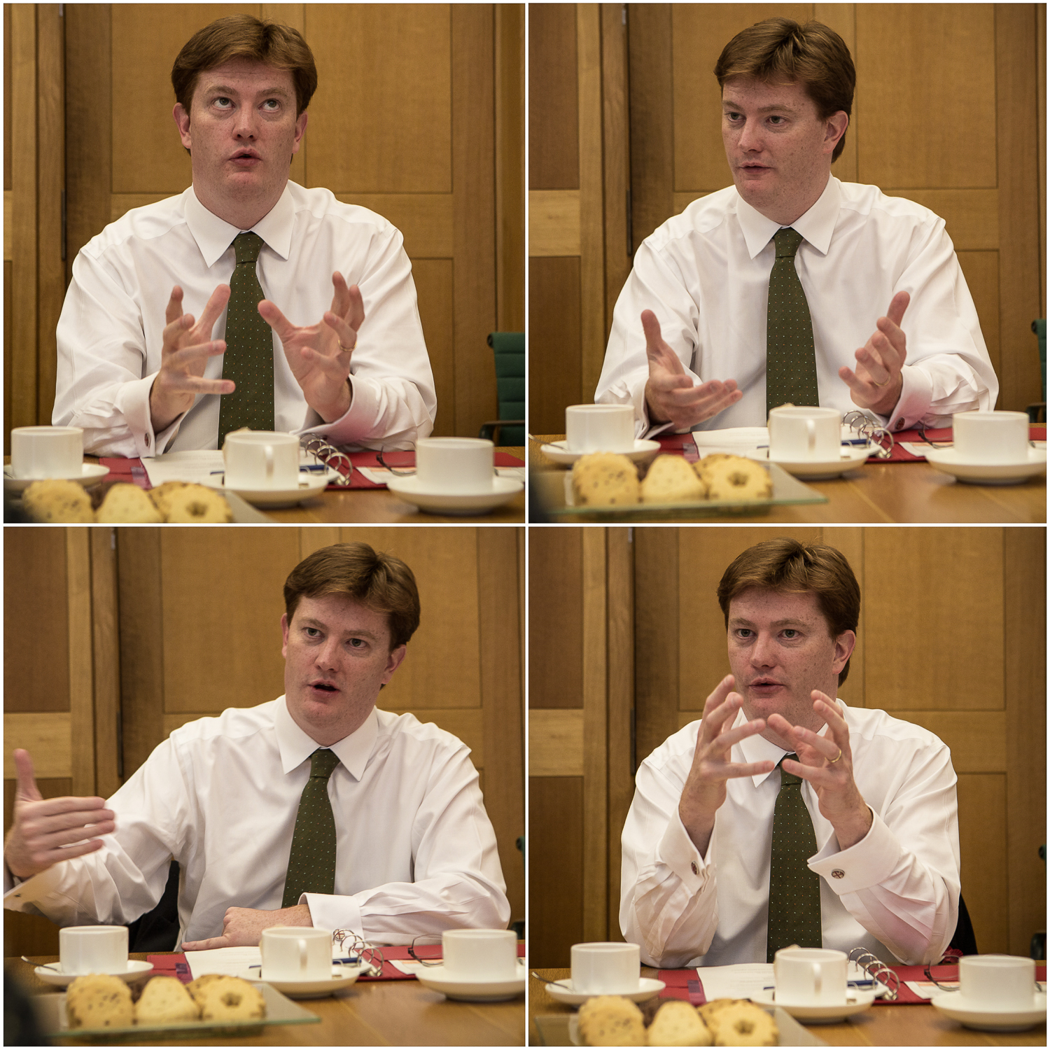 Danny Alexander MP for  Infrastructure Magazine
