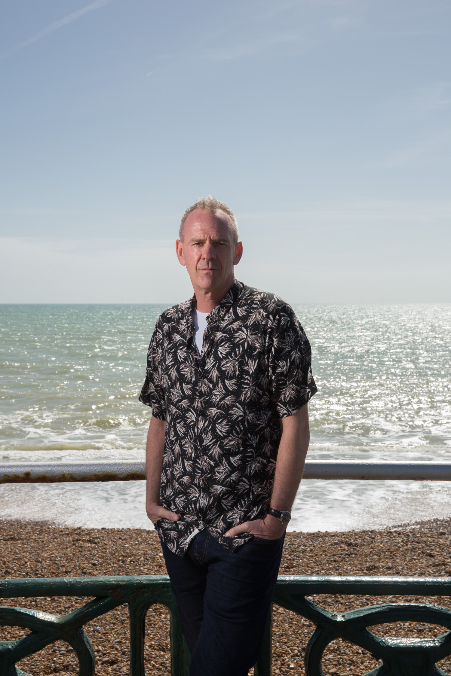 Norman Cook aka Fatboy Slim. For  The Times