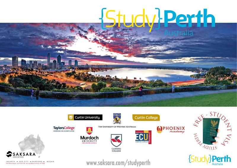 Study in Perth