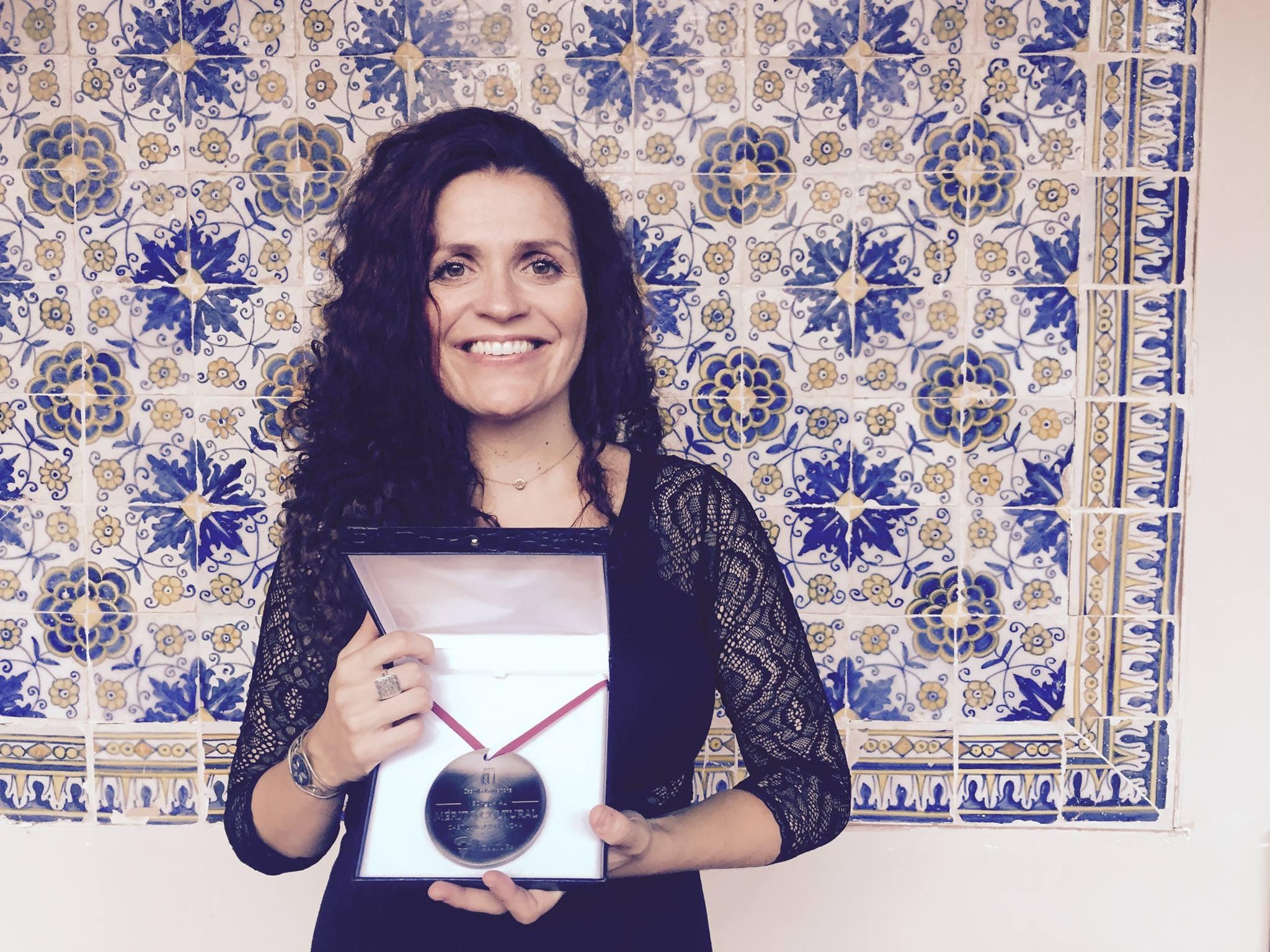 Medalla al mérito cultural en las artes escénicas y en la música · Primera edición Castilla la Mancha