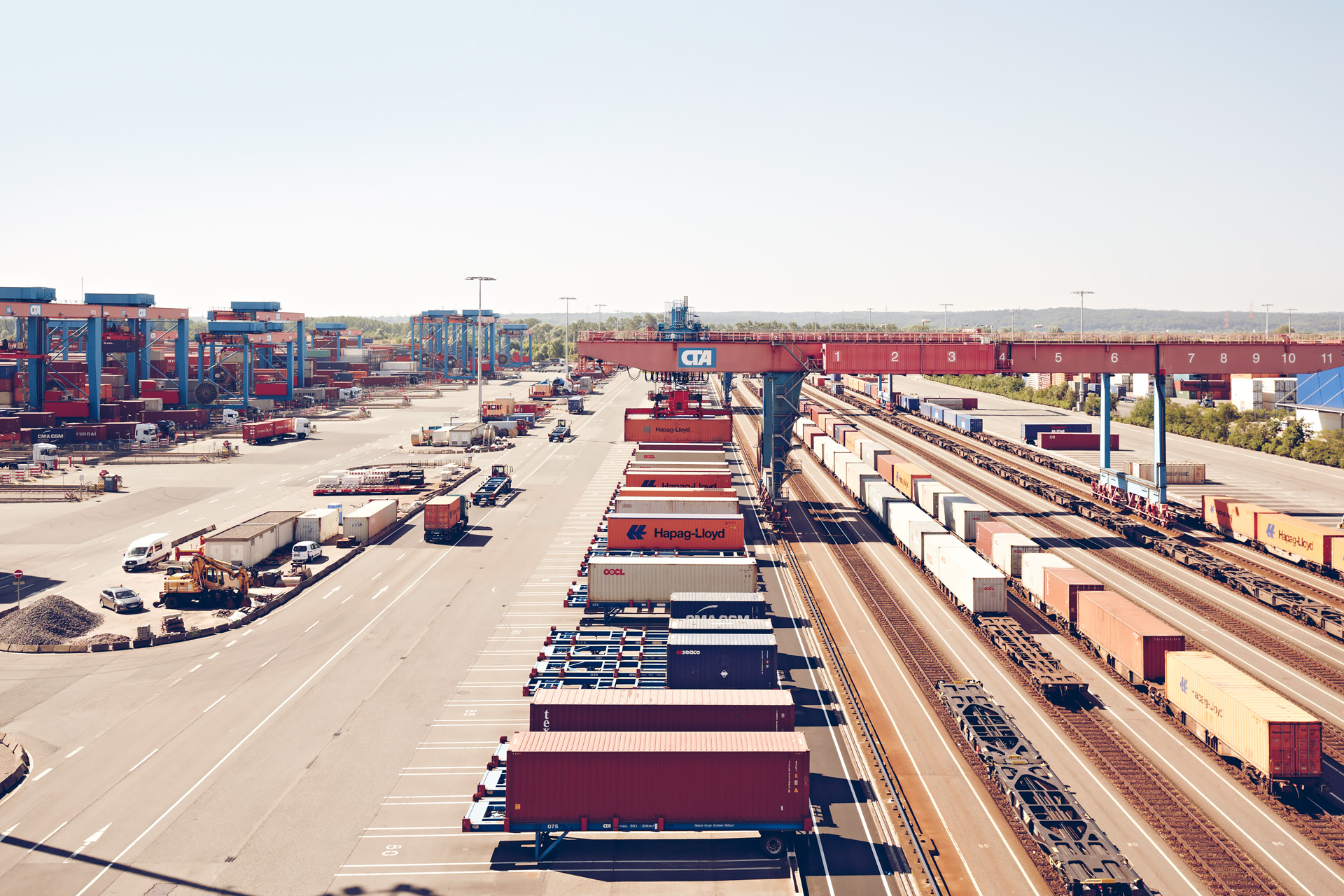 HHLA Container Terminal
