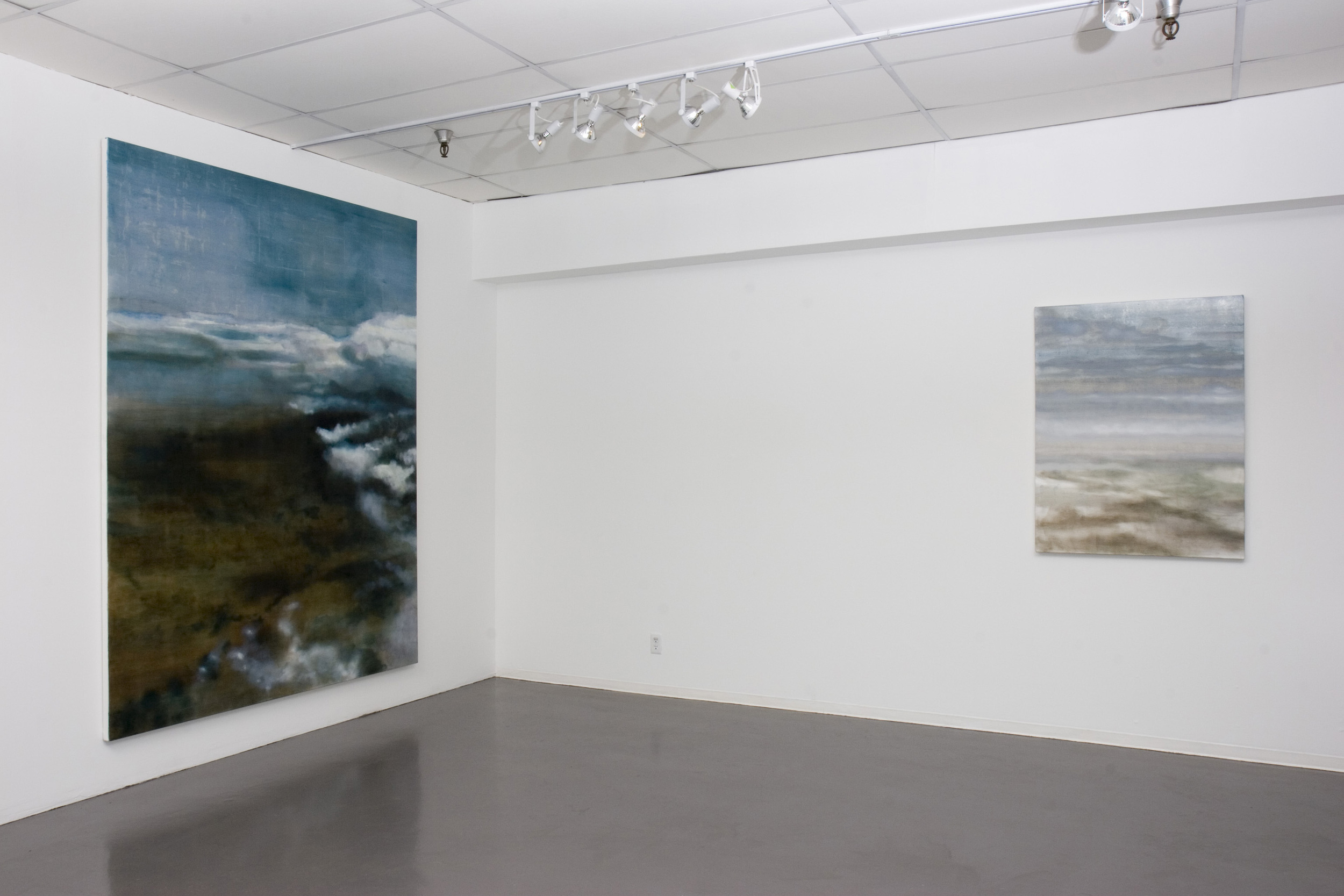 Installation: Mandarin Gallery, Los Angeles, CA