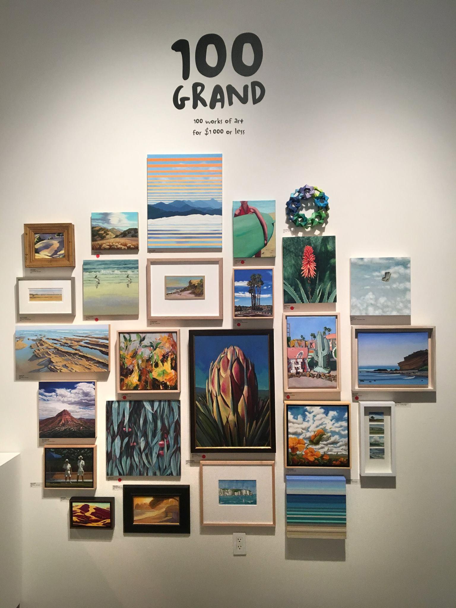 Sullivan Goss 100 Grand 2017