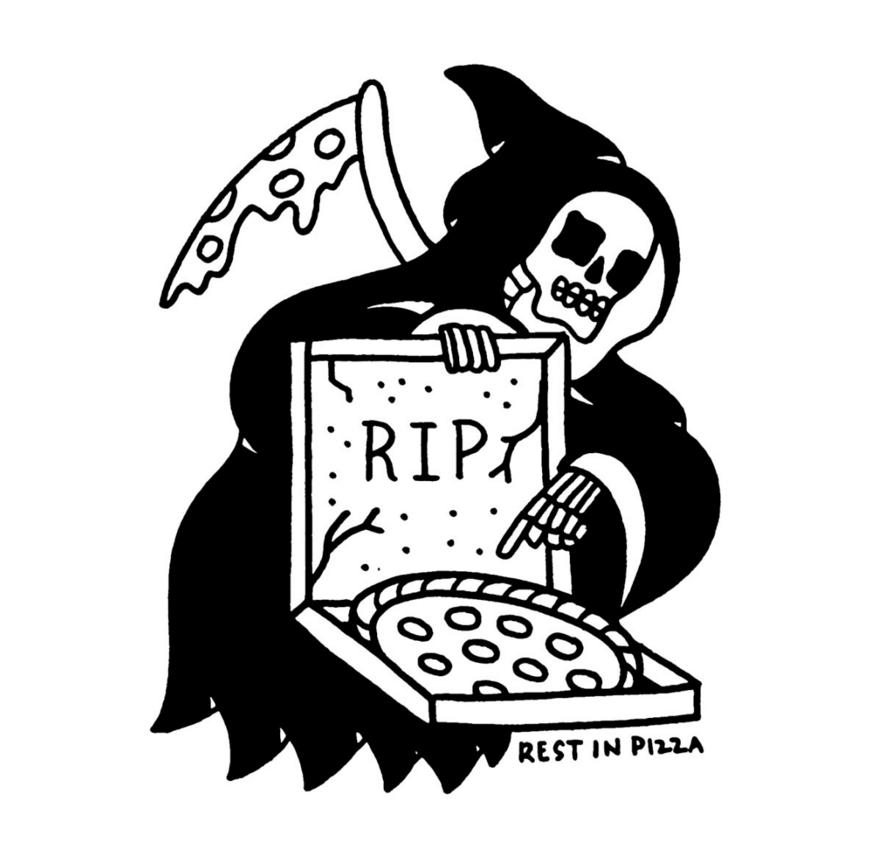 RestInPizza