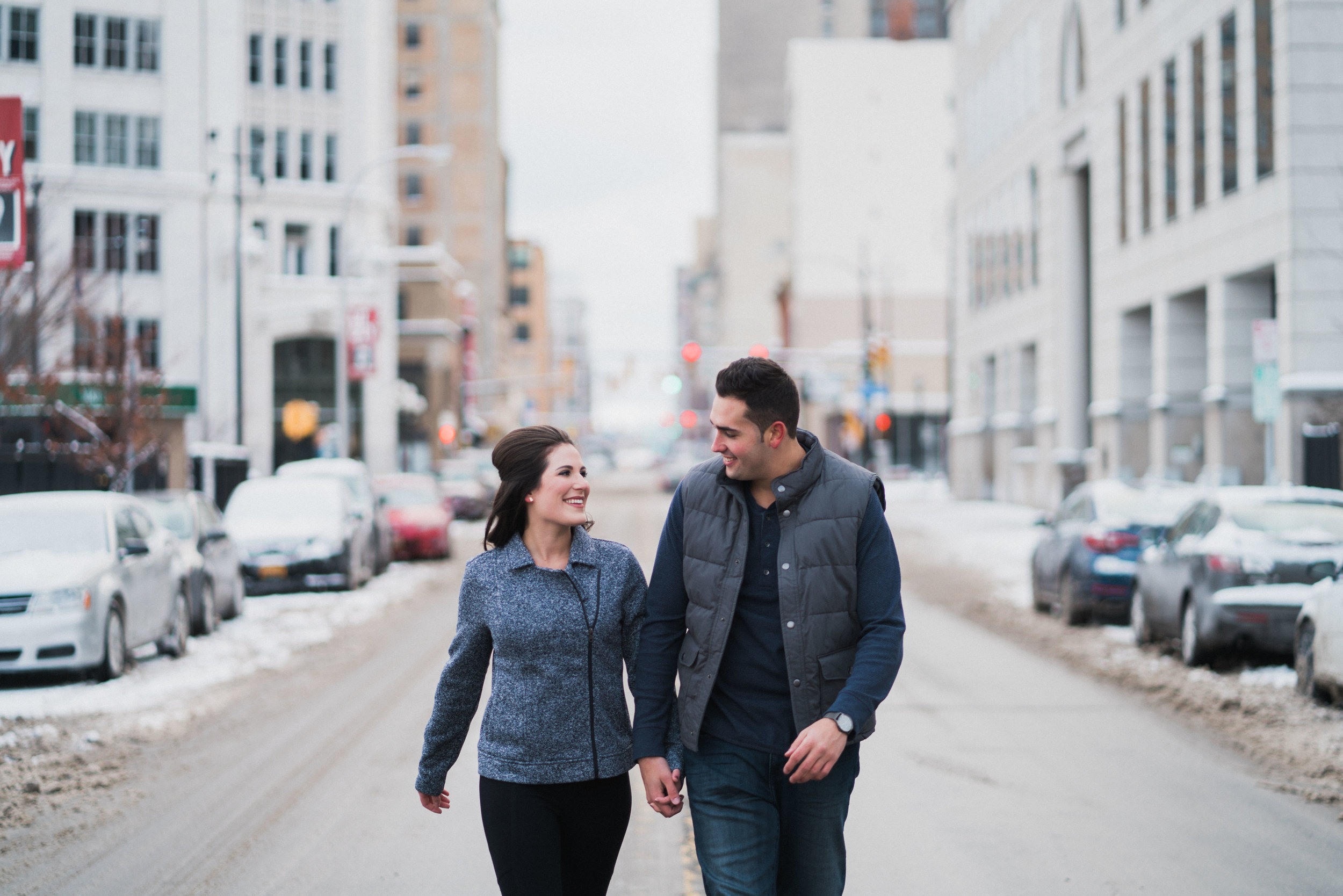 Sara and Mike Engagement Photography in Downtown Buffalo by Stefan Ludwig Photography-8.jpg