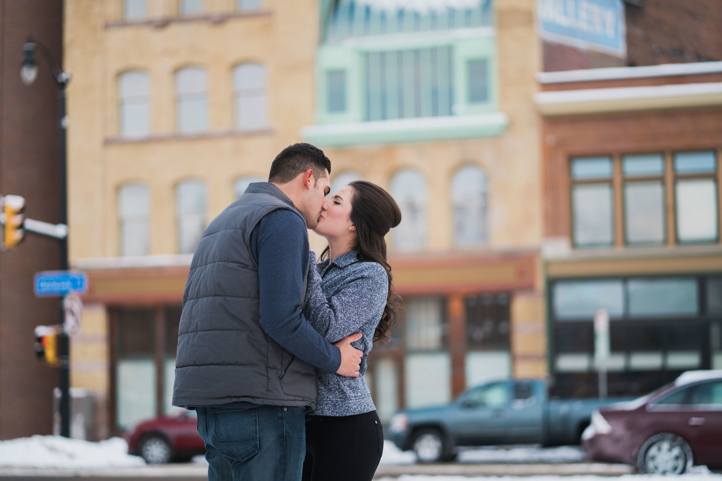 Sara and Mike Engagement Photography in Downtown Buffalo by Stefan Ludwig Photography-11.jpg