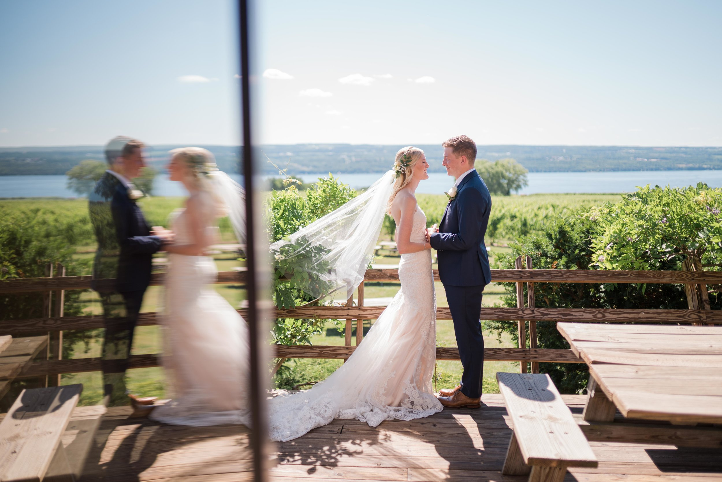 Wedding Photography at Wagner Vineyards Ginny Lee Cafe Finger Lakes by Stefan Ludwig Photography-38.jpg