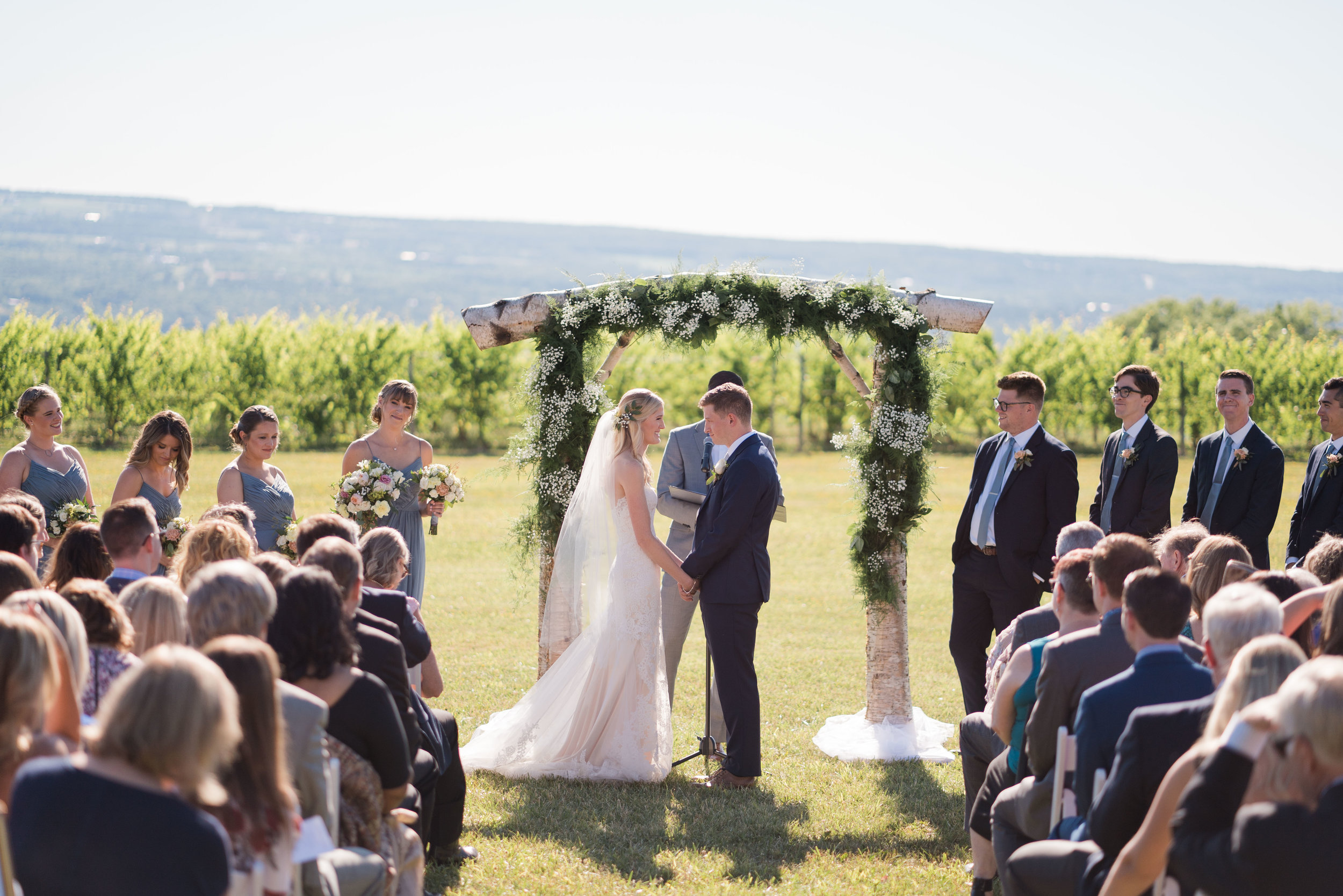Wedding Photography at Wagner Vineyards Ginny Lee Cafe Finger Lakes by Stefan Ludwig Photography-59.jpg