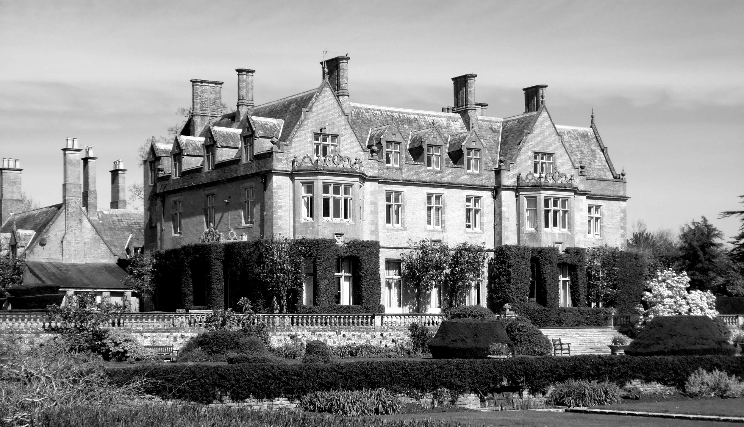 Amport House, Hampshire