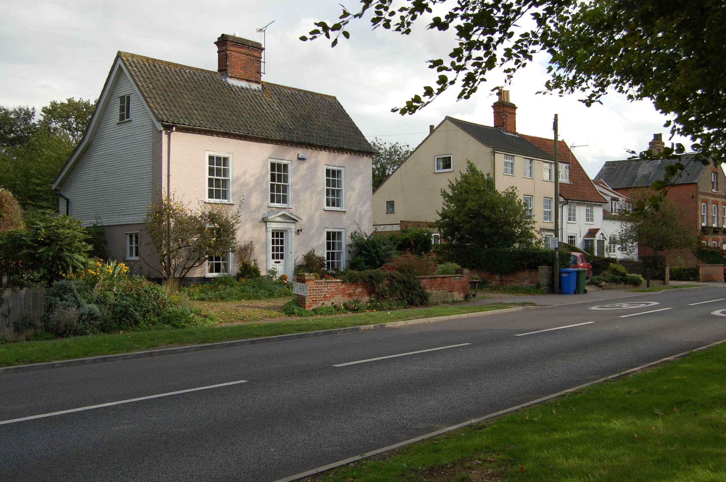 Wrentham, Suffolk
