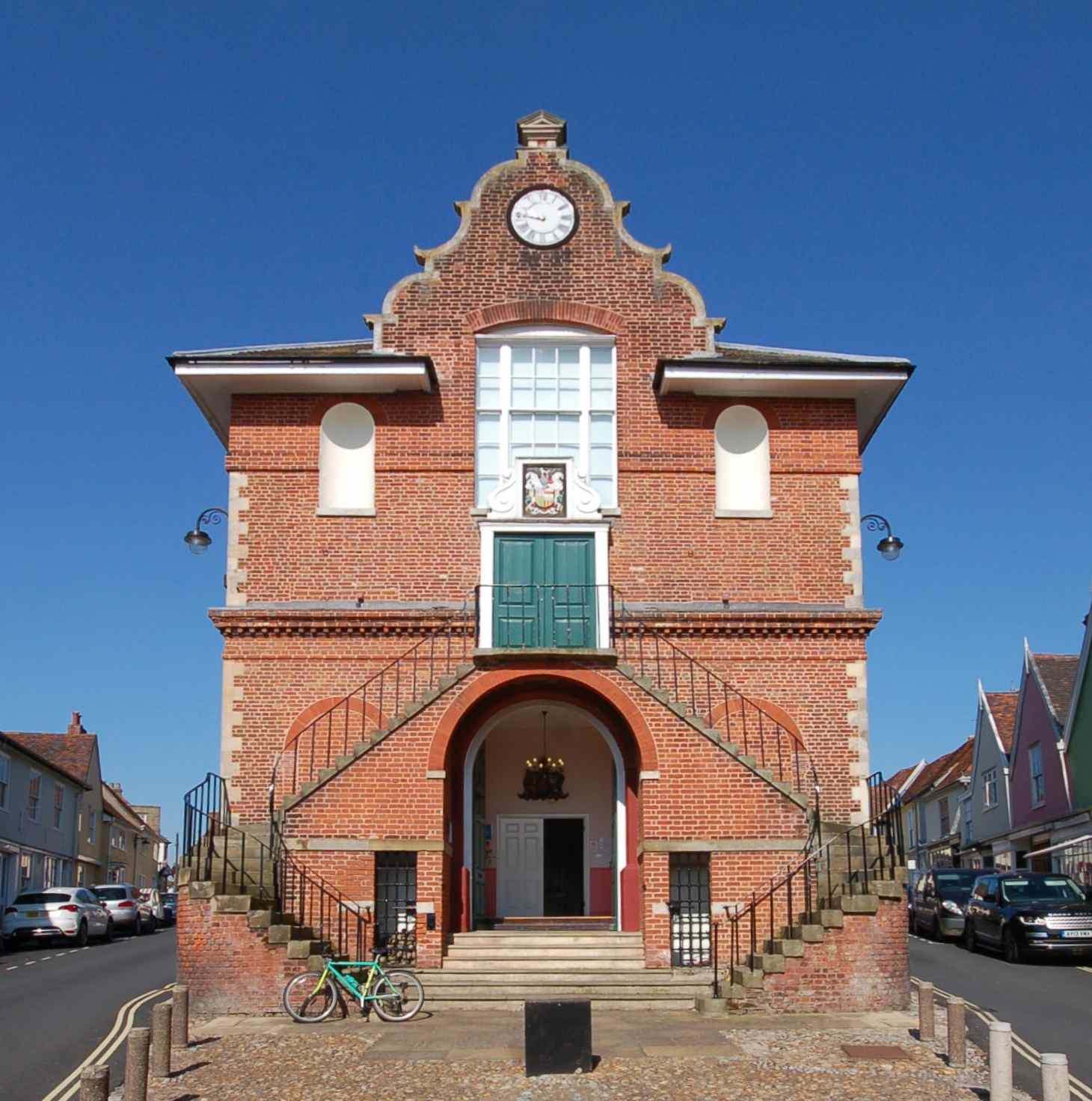 Shire Hall, Woodbridge.