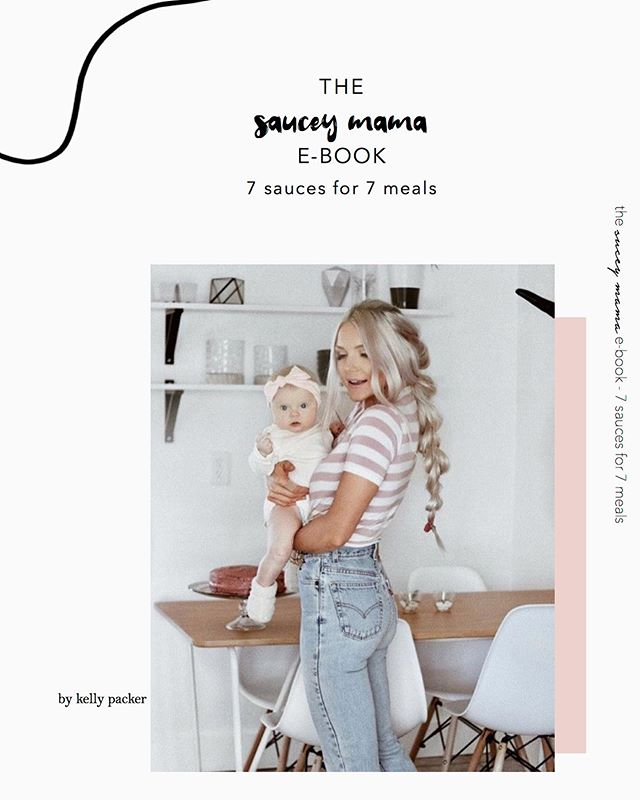 "In honor of my birthday today.... I AM RELEASING MY EBOOK!! ""SAUCEY MAMA"" is finally here! 7 sauces that are the base to 7 meals- plus 2 bonus recipes including an EPIC VEGAN VANILLA BIRTHDAY CAKE! 🎂 it feels soooo amazing to finally give birth to this creation. Thank you for being so patient. Traveling all summer and getting pregnant really put things on a hold...🤣 🥰 but I hope this helps you in some way and inspires you to find your own inner chef and have FUN in the kitchen creating recipes that are good for the mind, body and SOUL! These recipes have been so healing for me and it was even more healing to create something tangible to put out into the world! Thank you for being here if you are reading this. Your support means so much to me. :) Sharing my food with people and watching them ENJOY it brings me SO MUCH JOY. I feel lit up by food ✨ Swipe to see the intro pages to the ebook so you can get a feel for what it is all about:) And I want to give a huge shoutout to my dear friend and creative partner in crime Camila Cardozo @camilla_cct for doing the GORGEOUS design work on the book and bringing my vision to life. I AM SO GRATEFUL! I hope you enjoy:) link in bio! 💕✨🌿"